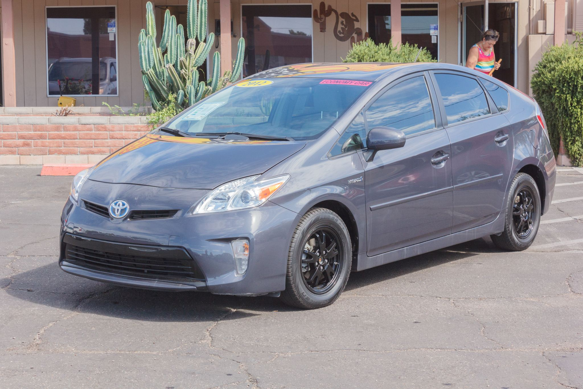 Photo of 2012 Toyota Prius 5d Hatchback Four