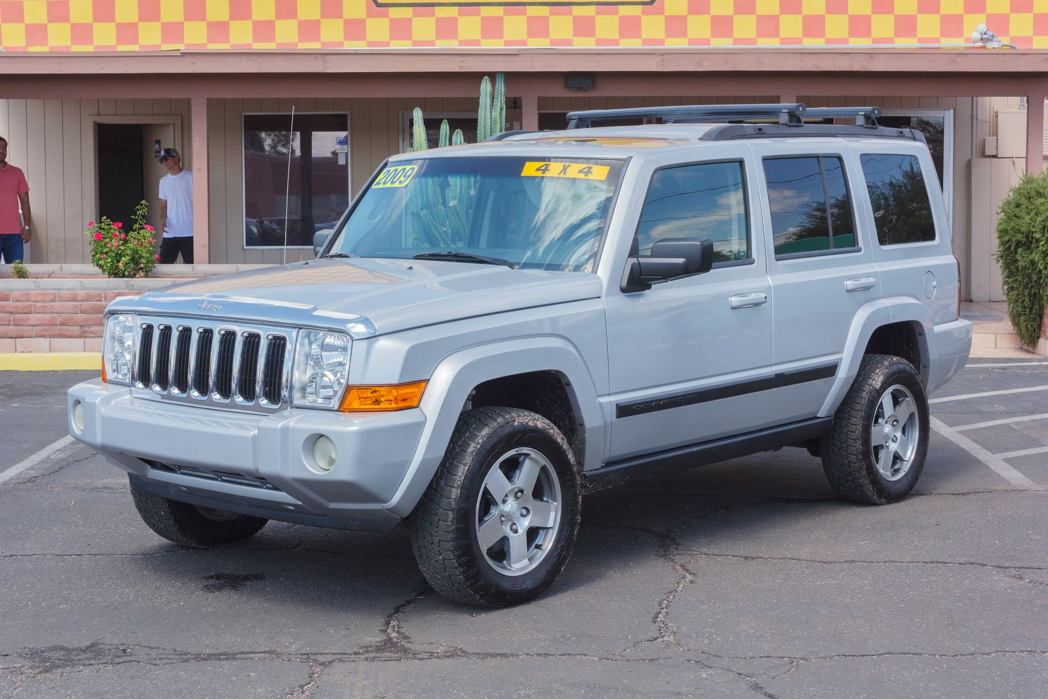 Photo of 2009 Jeep Commander 4WD 4d Wagon Sport
