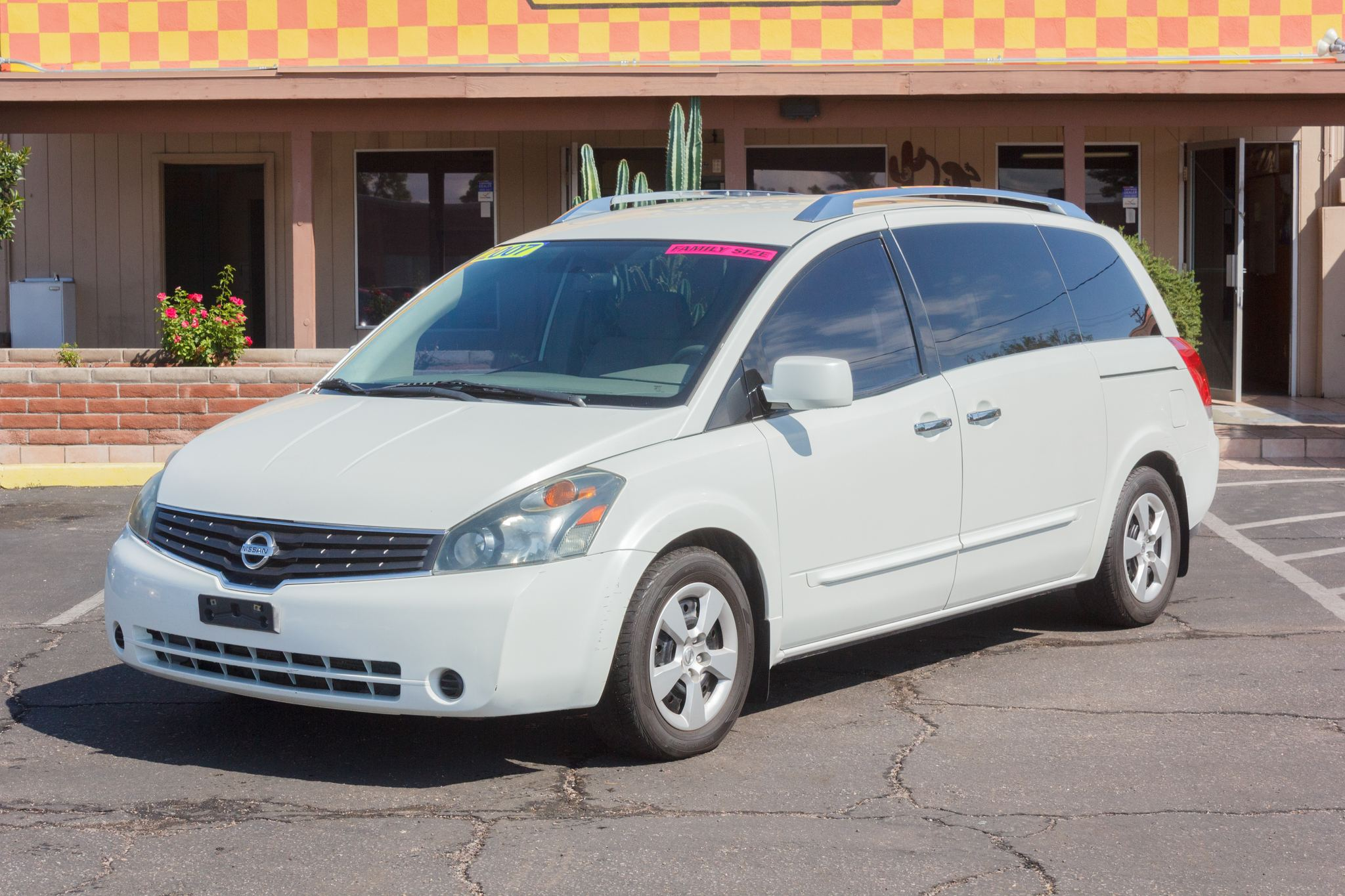 Photo of 2007 Nissan Quest 4d Wagon S