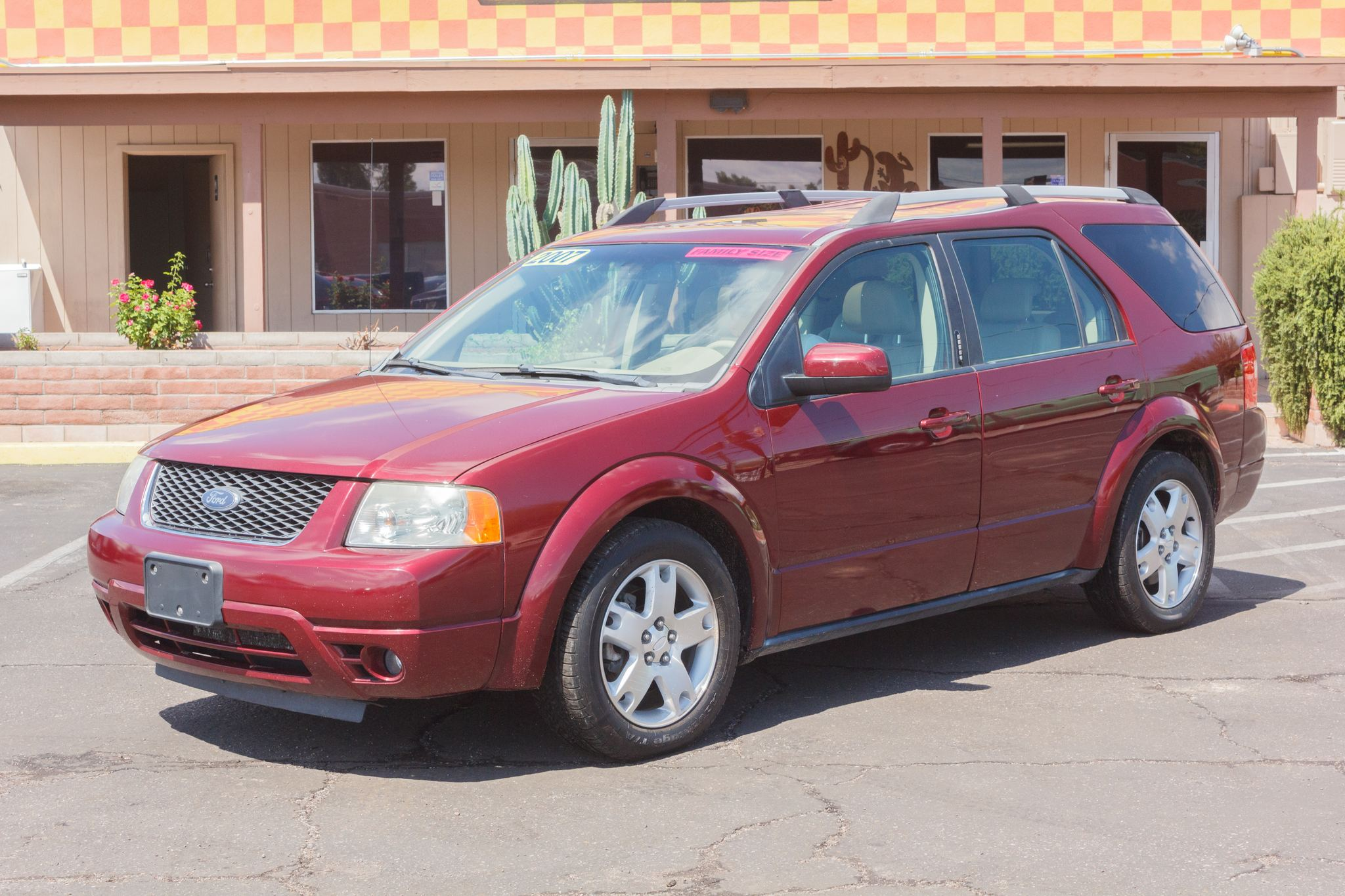 Photo of 2007 Ford Freestyle 2WD 4d Wagon Limited