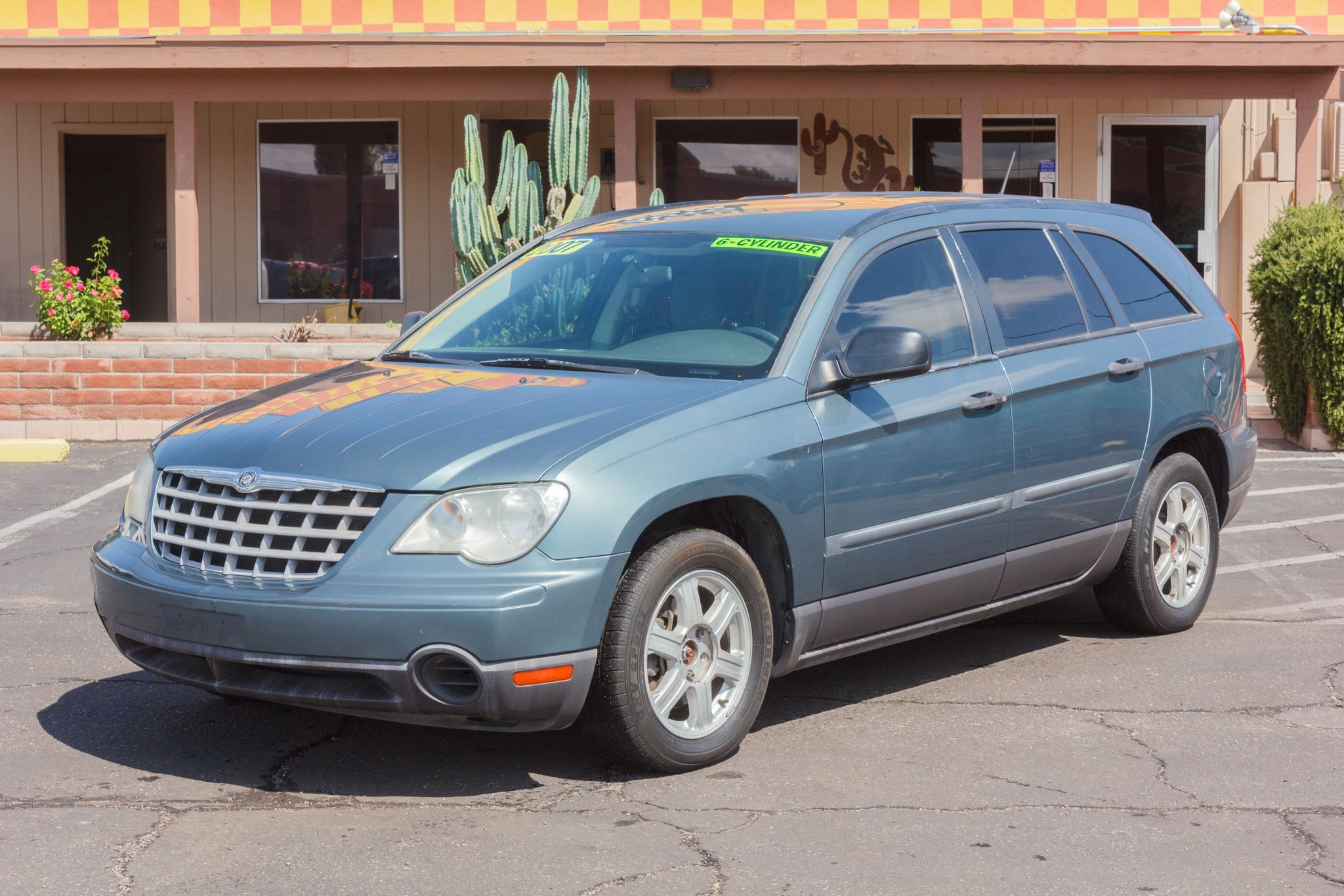 Photo of 2007 Chrysler Pacifica 4d Wagon