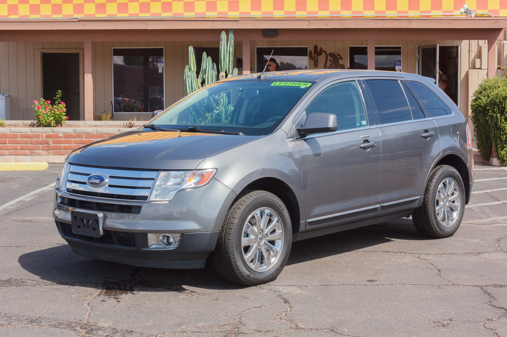 Photo of 2010 Ford Edge AWD 4d Wagon Limited