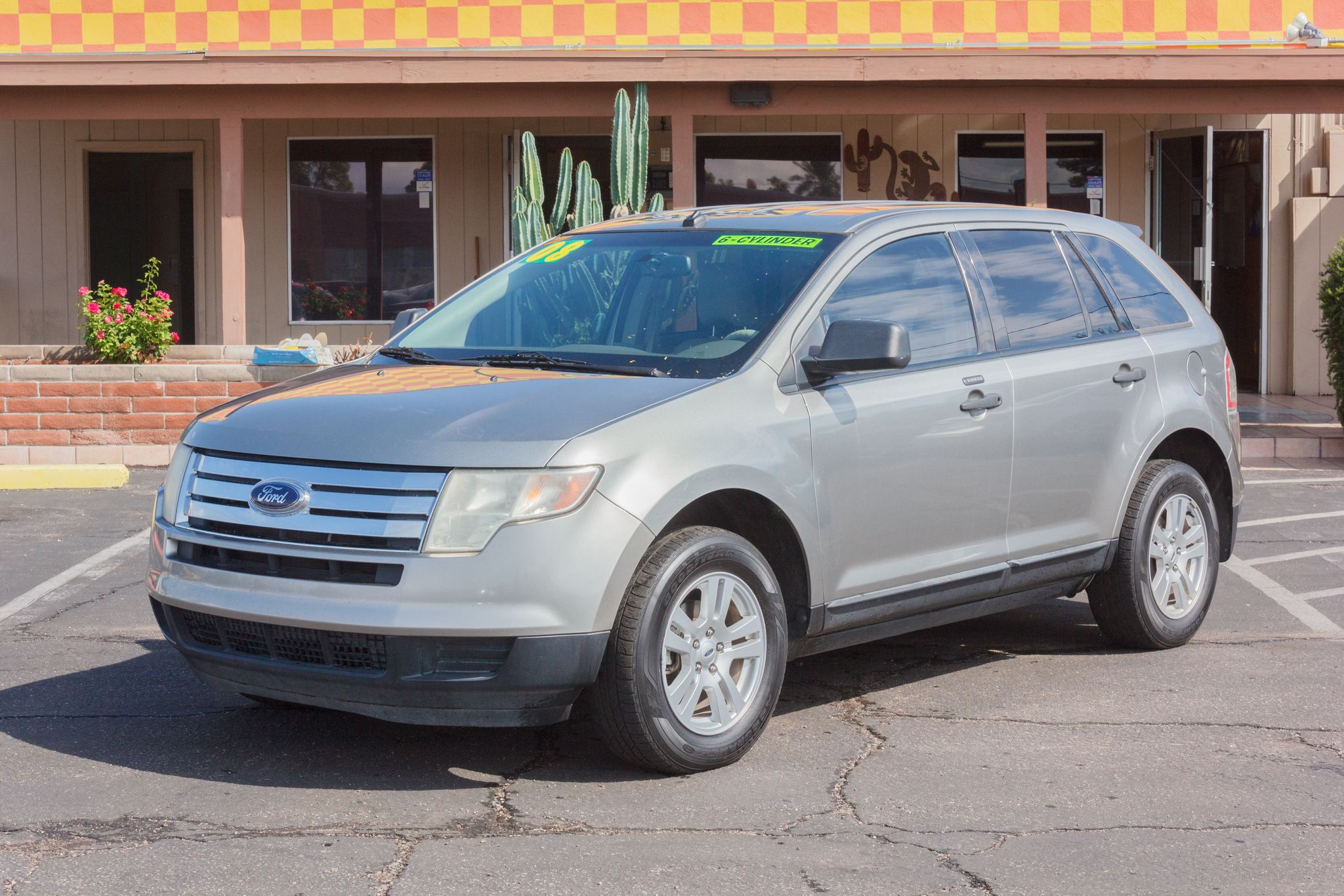 Photo of 2008 Ford Edge FWD 4d Wagon SE