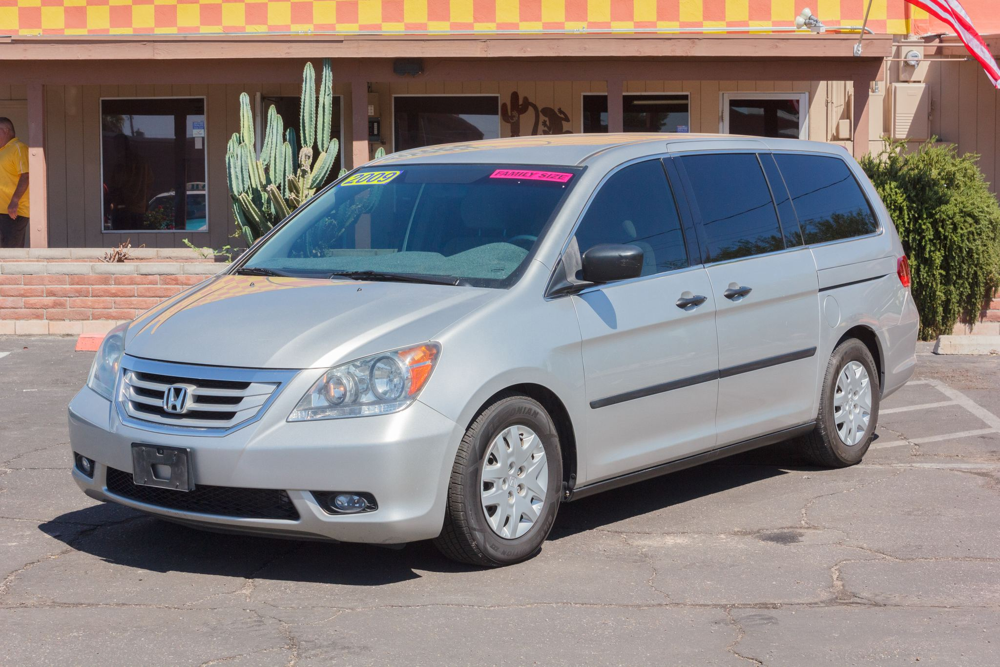 Photo of 2009 Honda Odyssey 5d Wagon LX