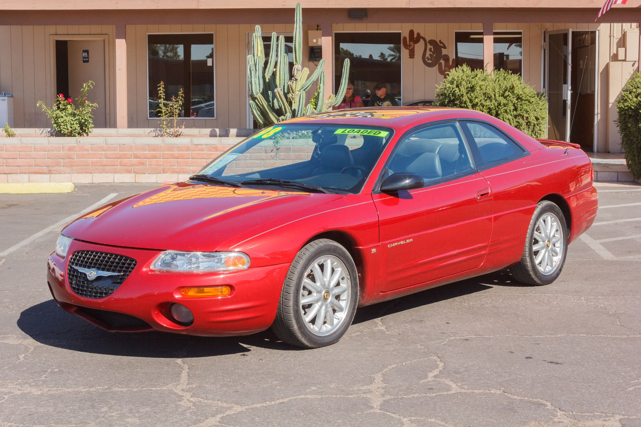 Photo of 1998 Chrysler Sebring 2d Coupe LXi