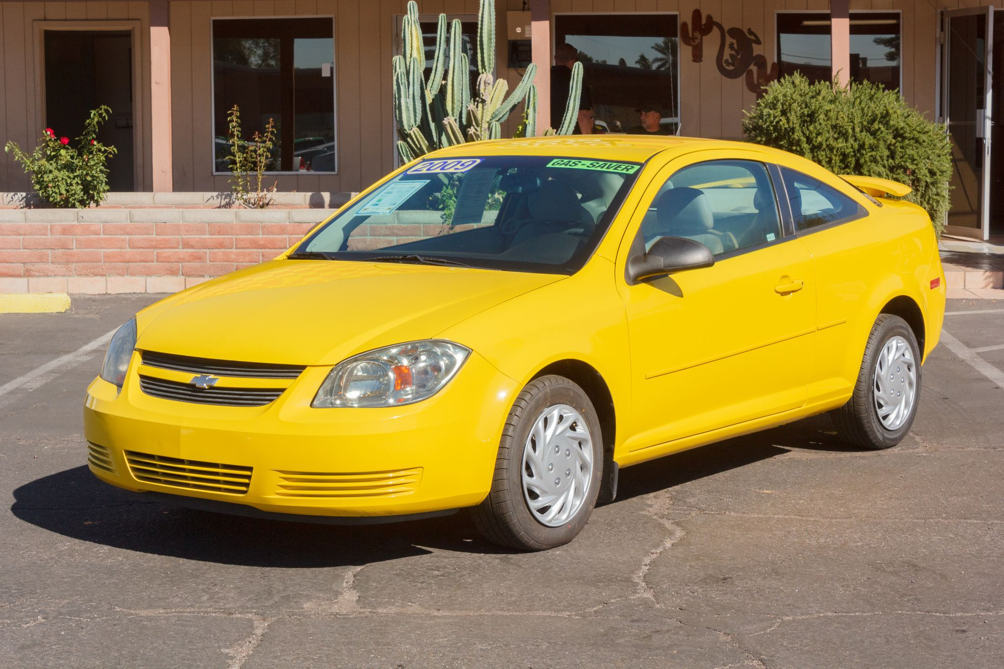 Photo of 2009 Chevrolet Cobalt 2d Coupe LS