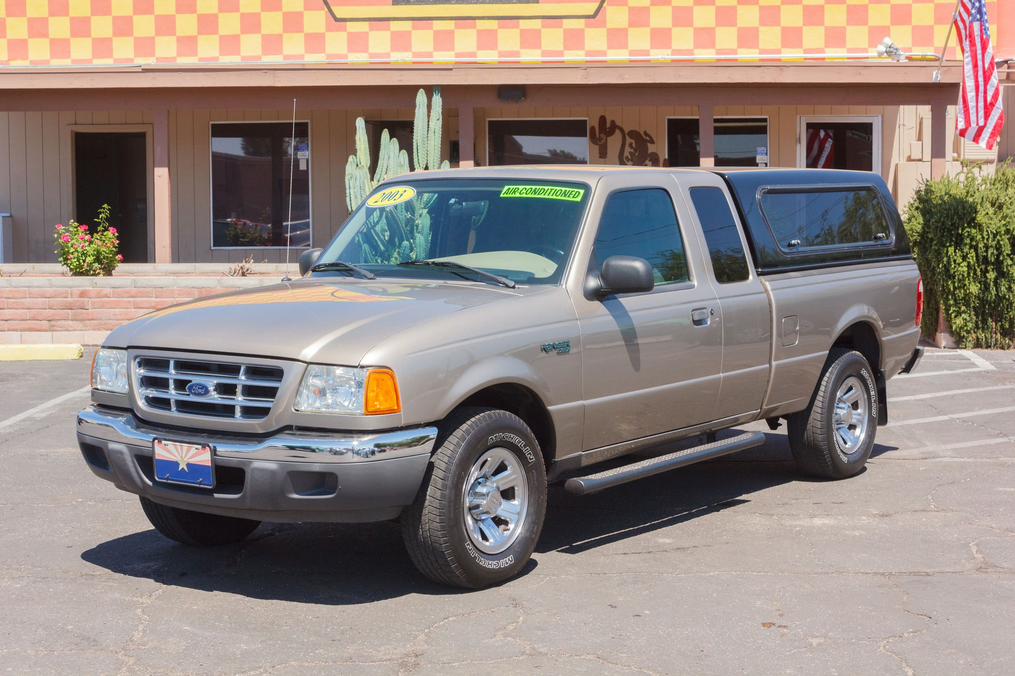 Photo of 2003 Ford Ranger 2WD Supercab XLT 4dr