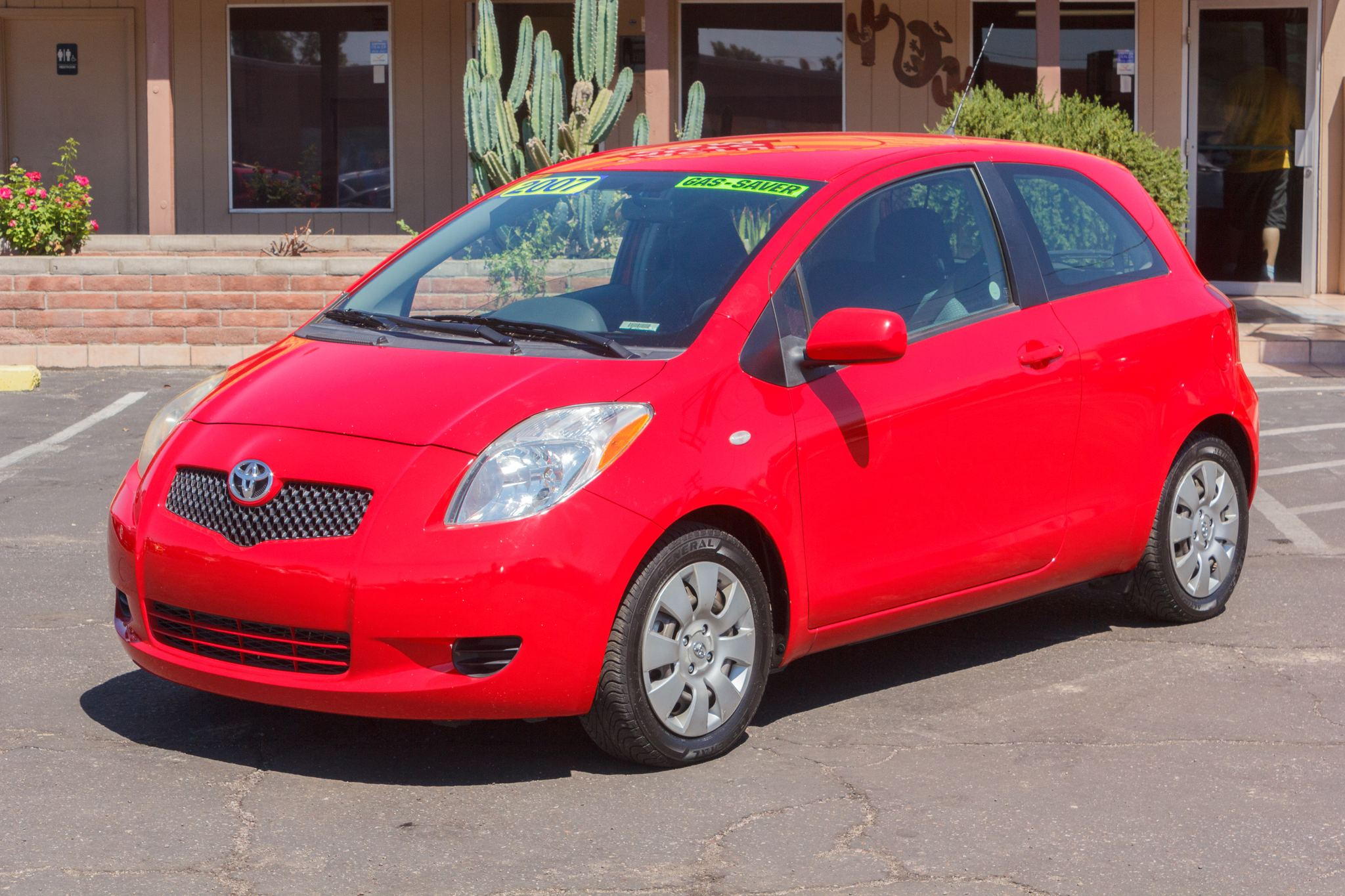 Photo of 2007 Toyota Yaris 3d Hatchback Auto