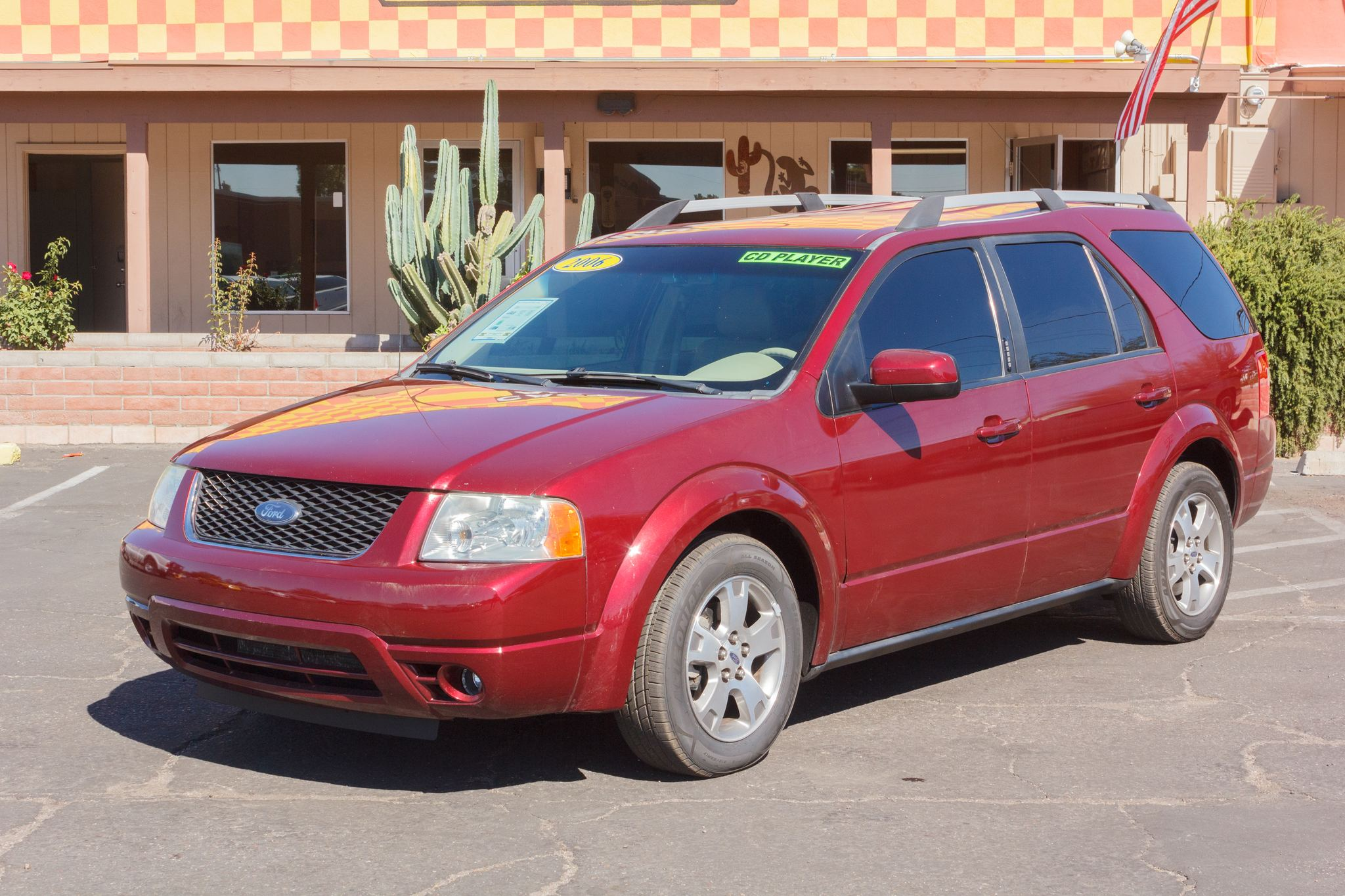 Photo of 2006 Ford Freestyle 2WD 4d Wagon Limited
