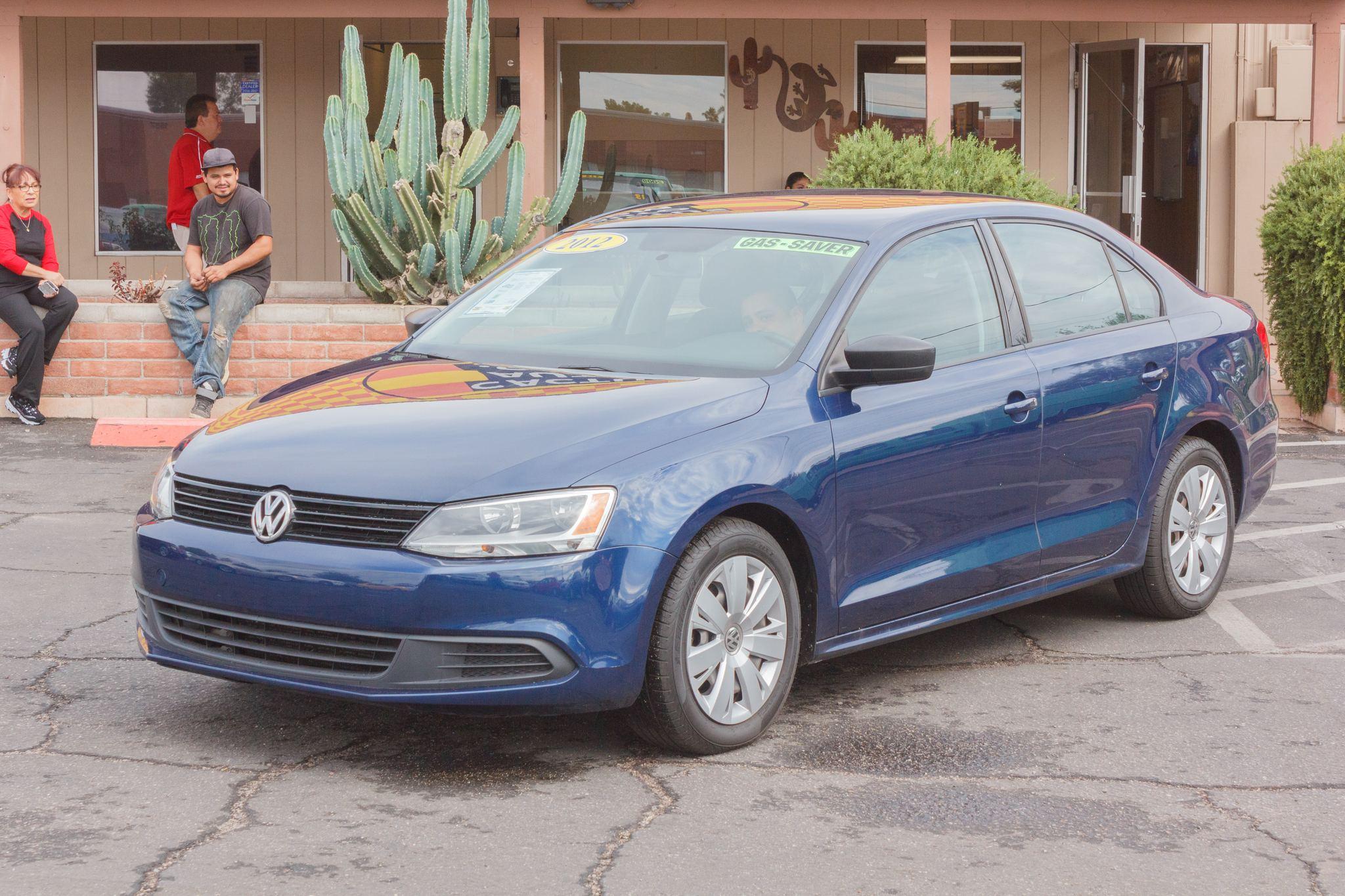 Photo of 2012 Volkswagen Jetta Sedan 4d Sedan Auto