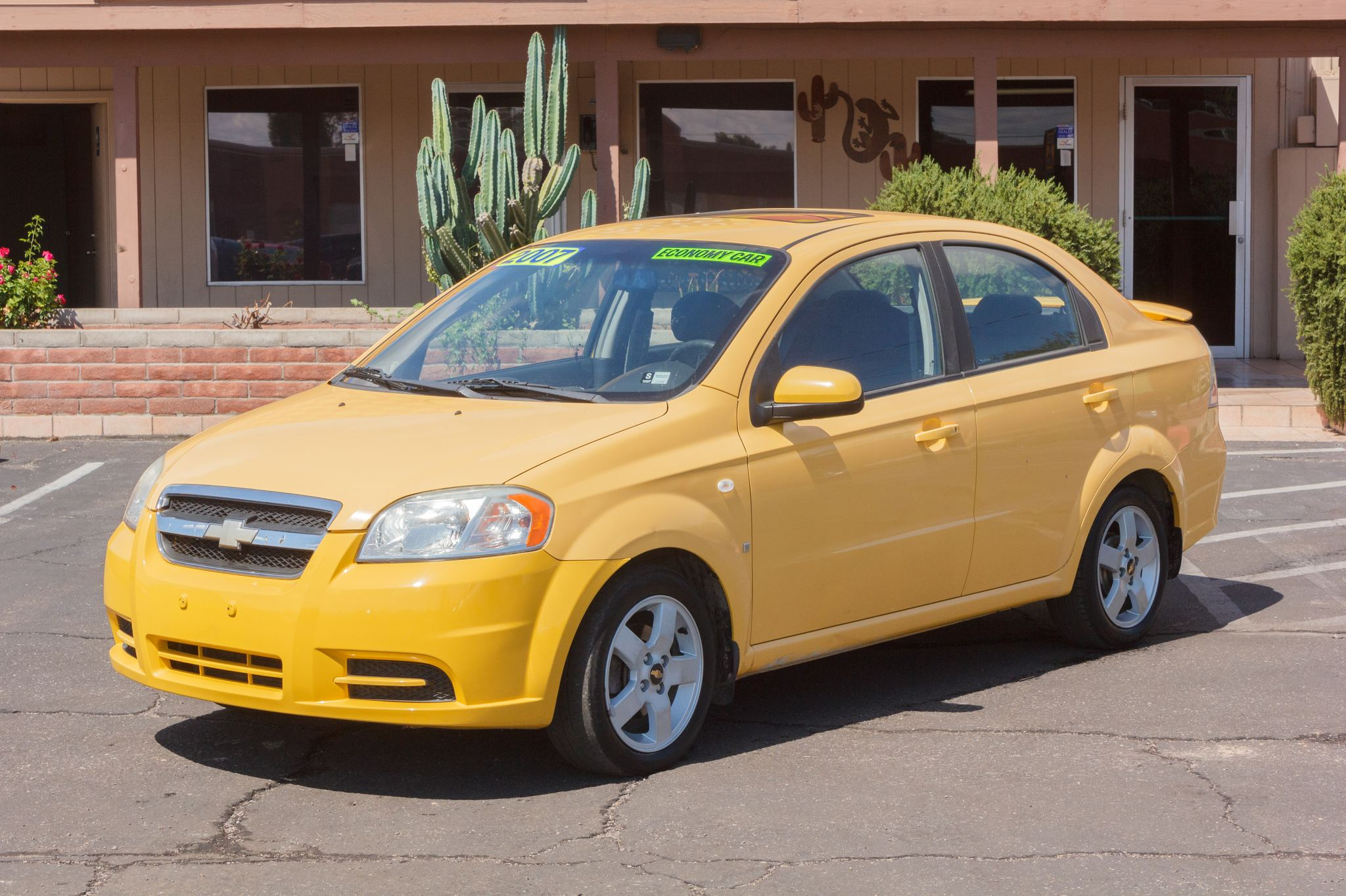 Photo of 2007 Chevrolet Aveo 4d Sedan LT