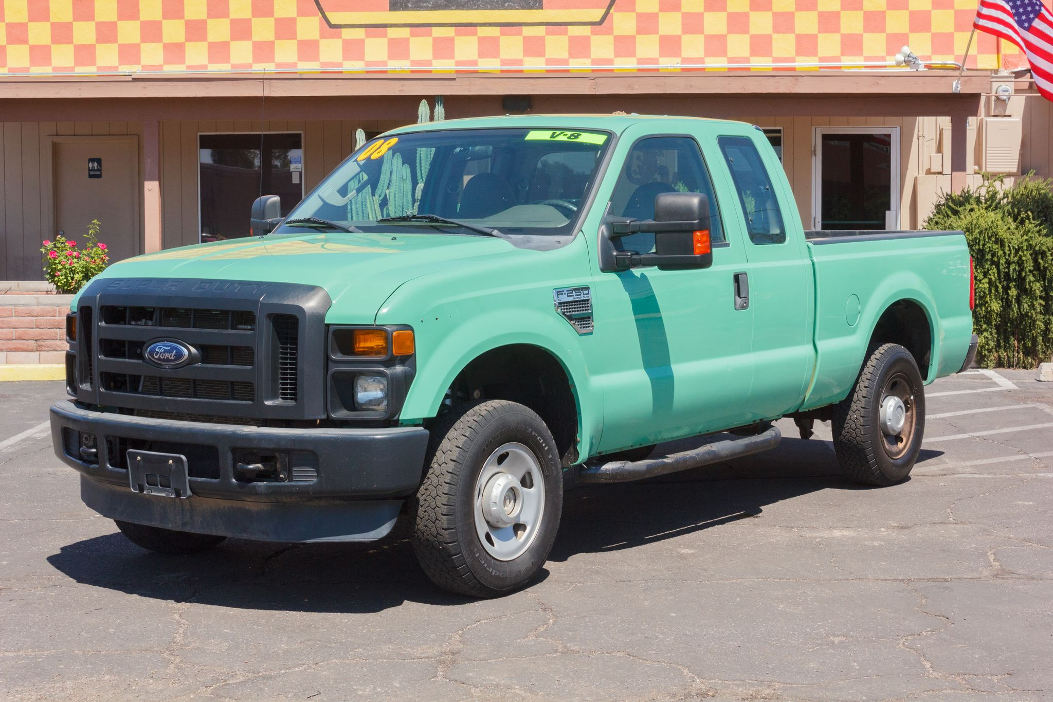 Photo of 2008 Ford F250 4WD Supercab XL