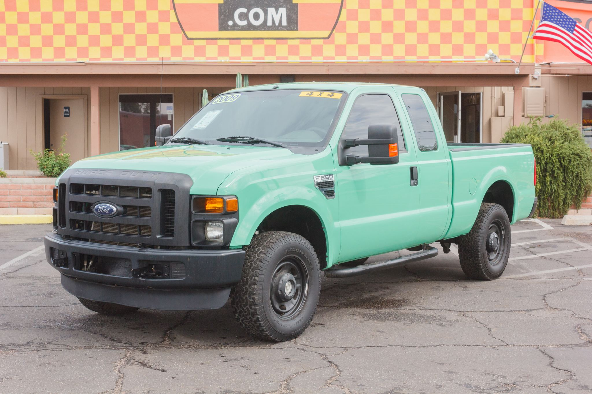 Photo of 2009 Ford F250 4WD Supercab XL