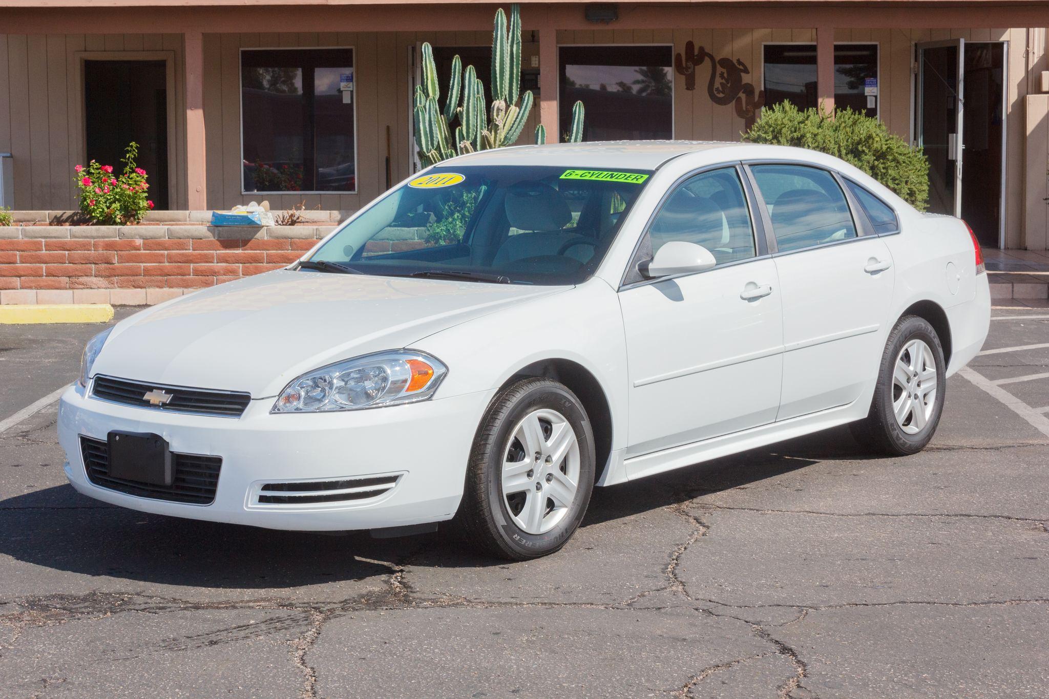 Photo of 2011 Chevrolet Impala 4d Sedan LS