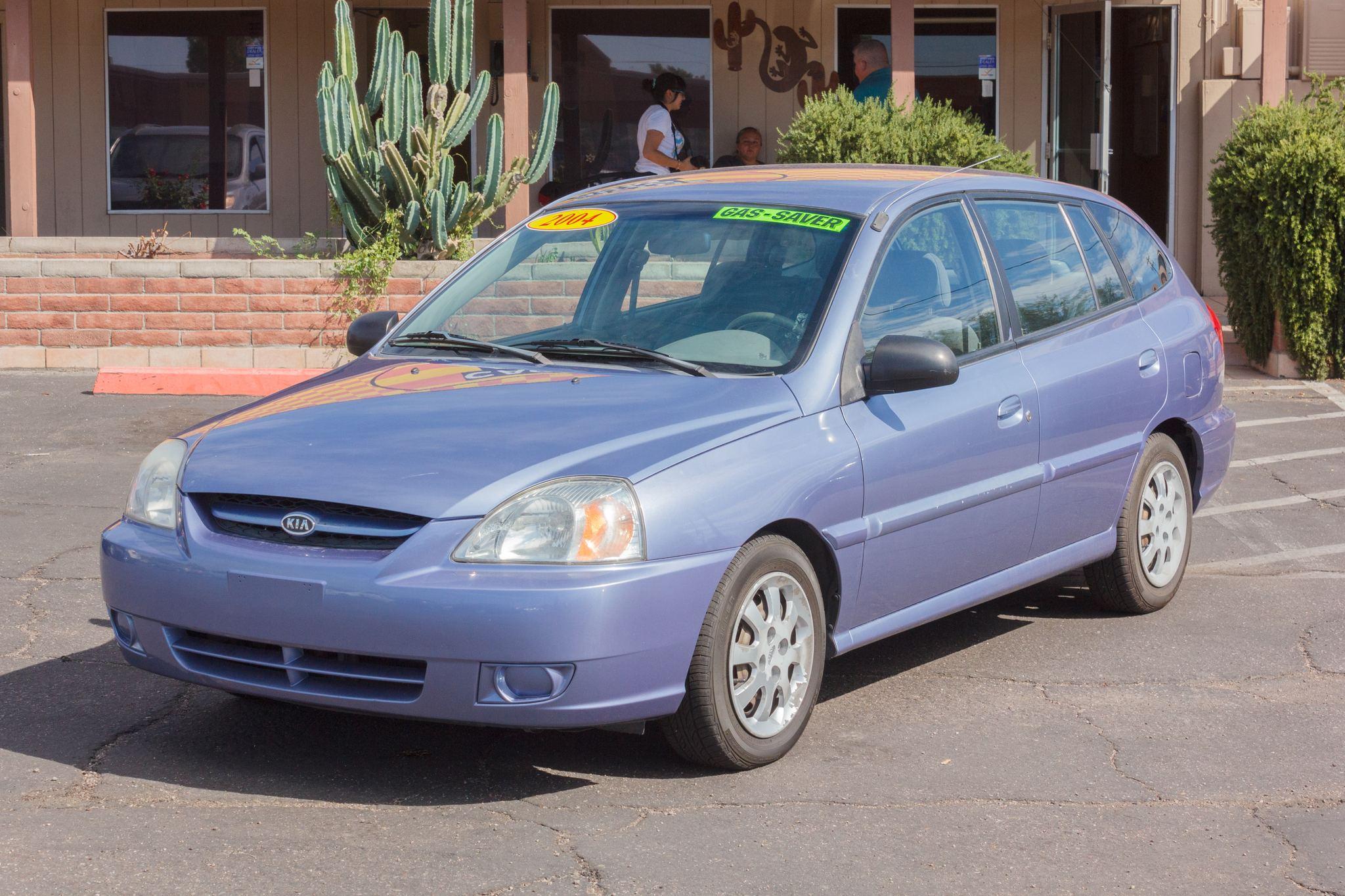 Photo of 2004 Kia Rio 4d Wagon Cinco