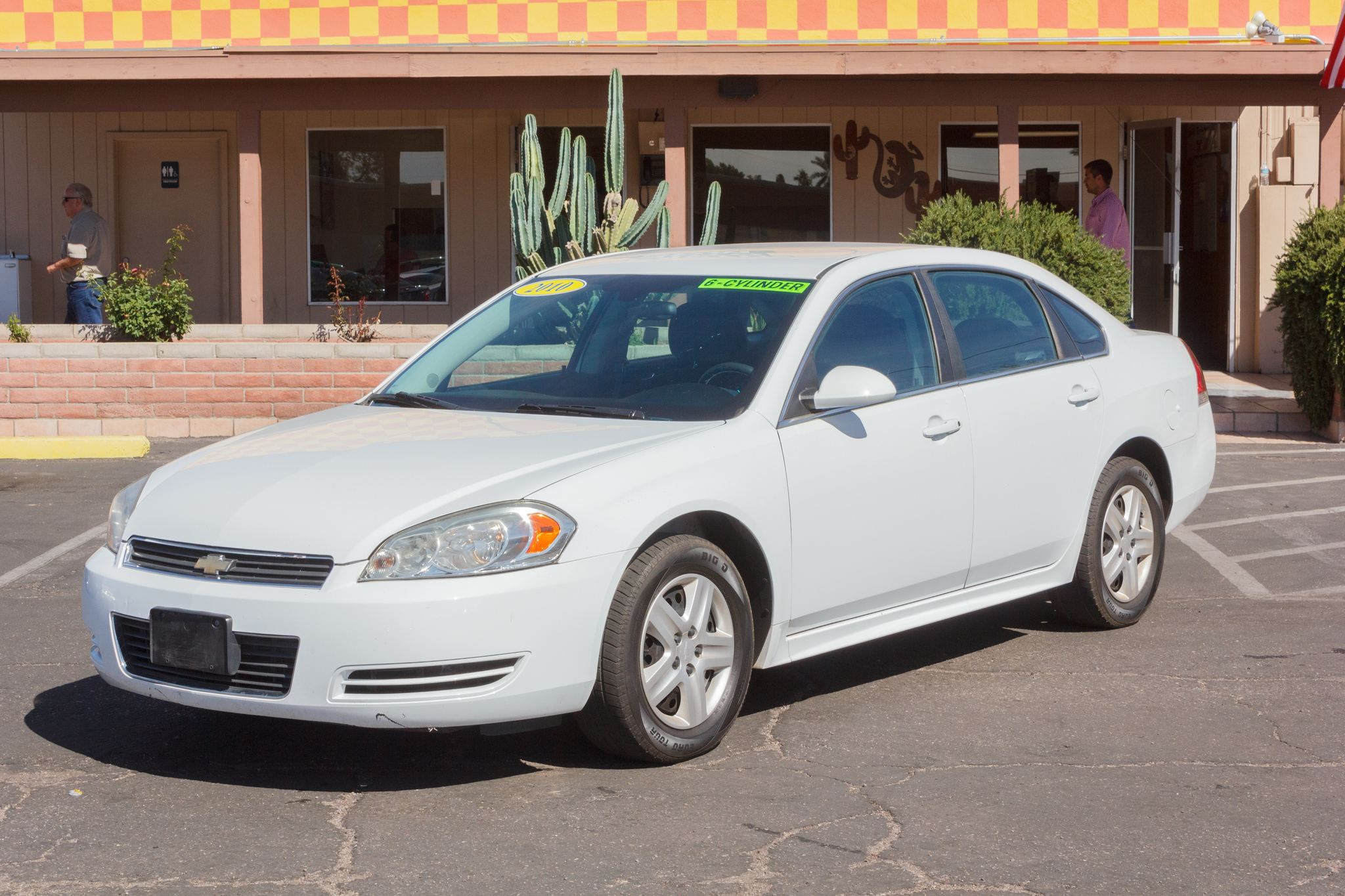 Photo of 2010 Chevrolet Impala 4d Sedan LS
