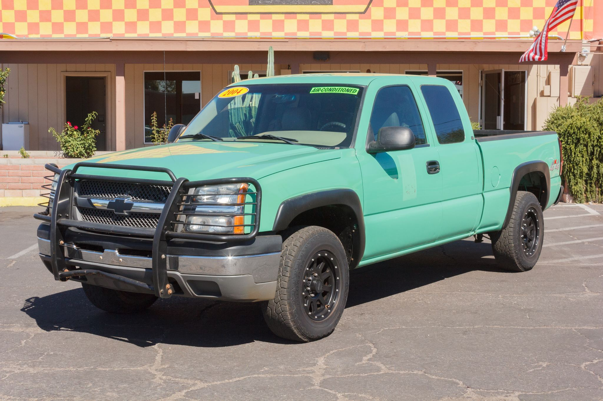 Photo of 2004 Chevrolet Silverado 1500 4WD Ext Cab