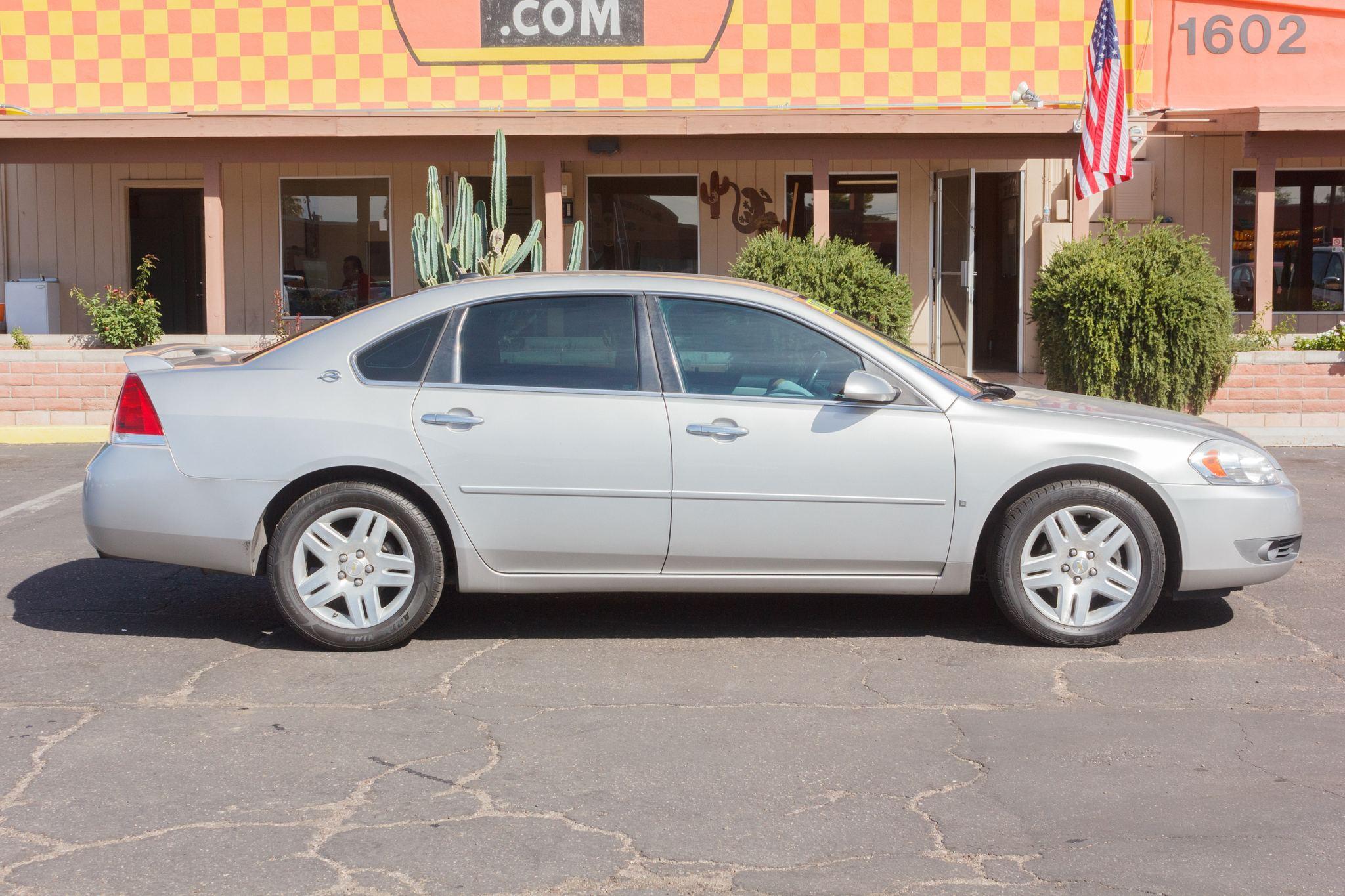Photo of 2007 Chevrolet Impala 4d Sedan LTZ