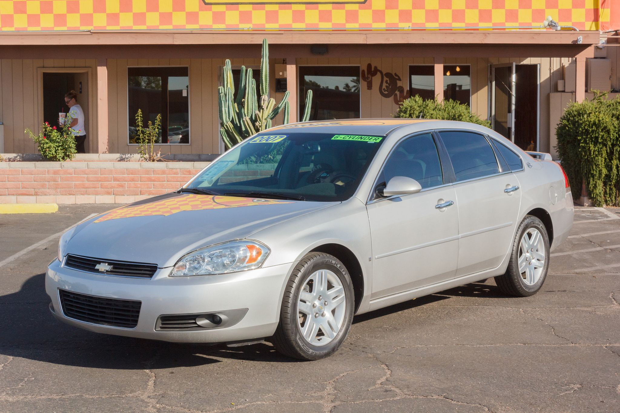 Photo of 2007 Chevrolet Impala 4d Sedan LTZ