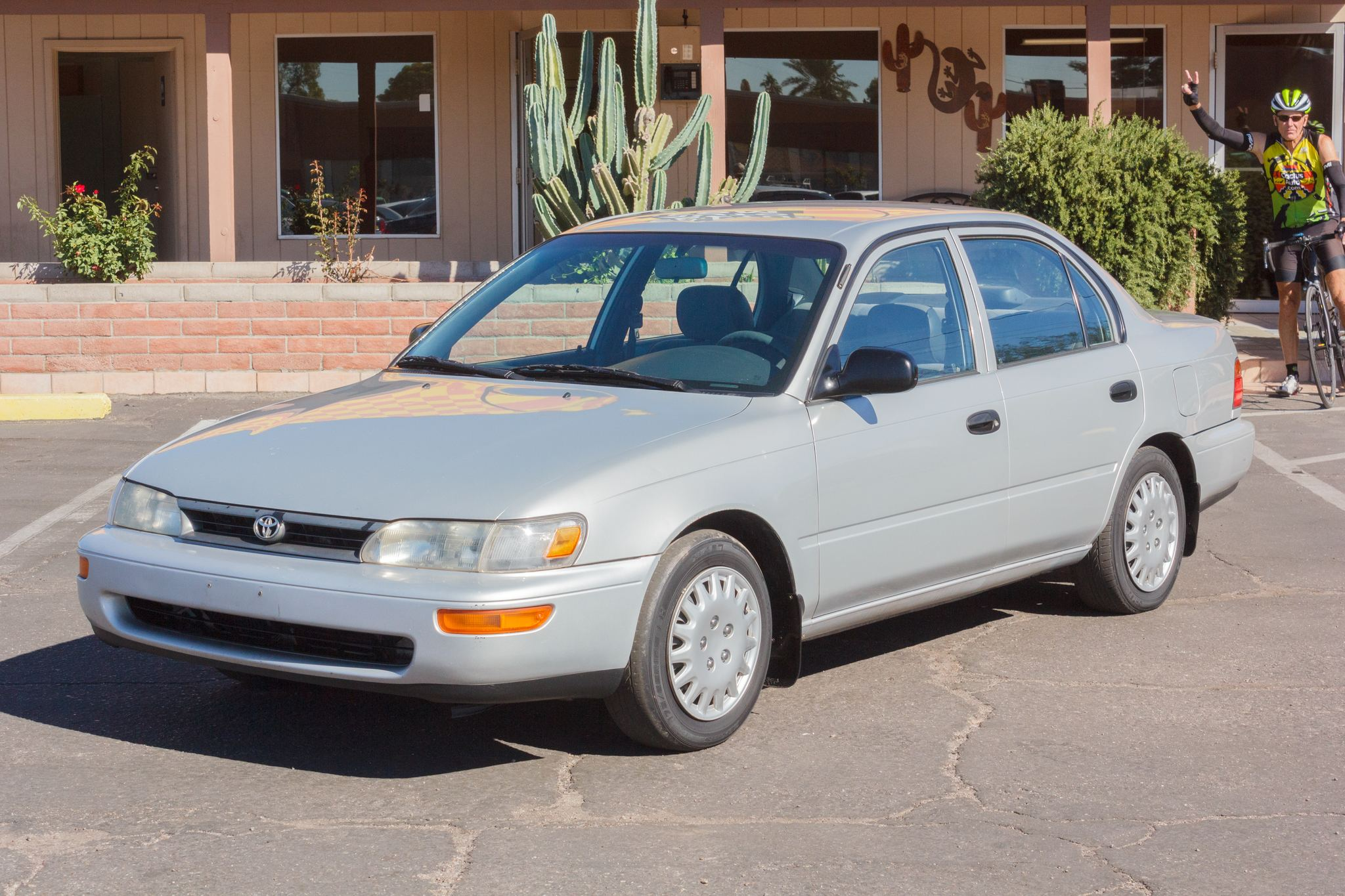 Photo of 1994 Toyota Corolla 4d Sedan