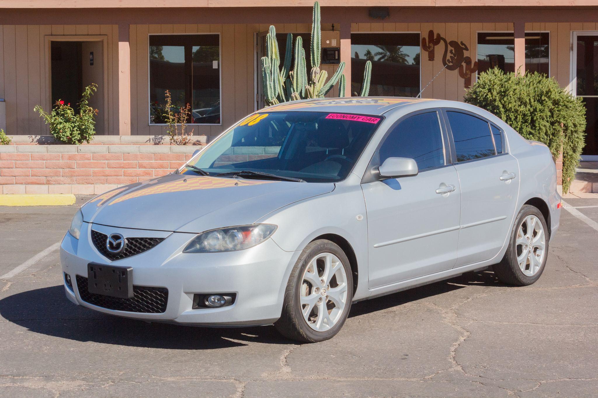 Photo of 2008 Mazda Mazda3 4d Sedan i Sport Auto