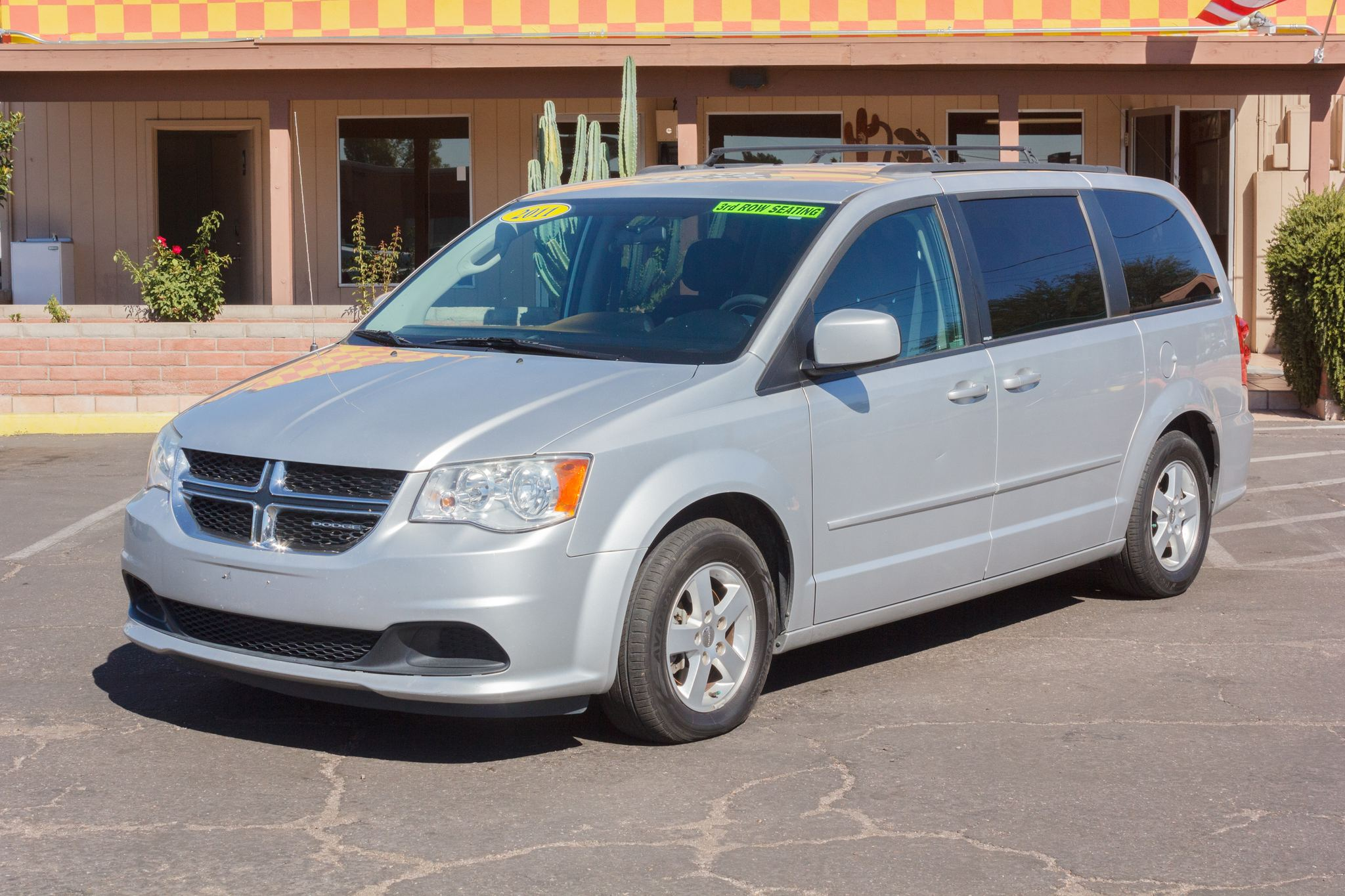 Photo of 2011 Dodge Grand Caravan 4d Wagon Mainstreet