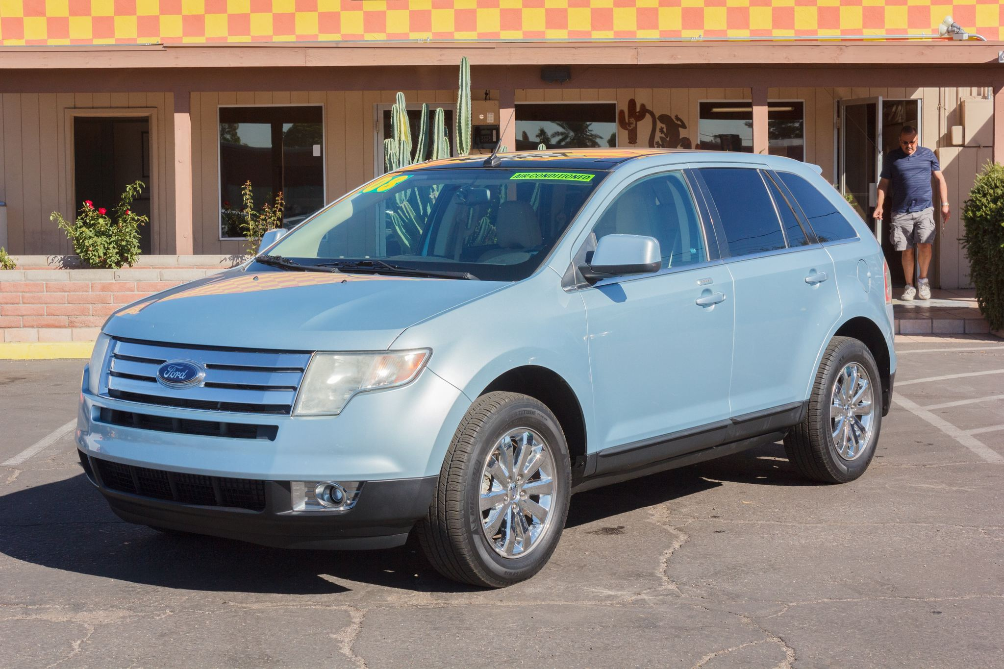 Photo of 2008 Ford Edge FWD 4d Wagon Limited