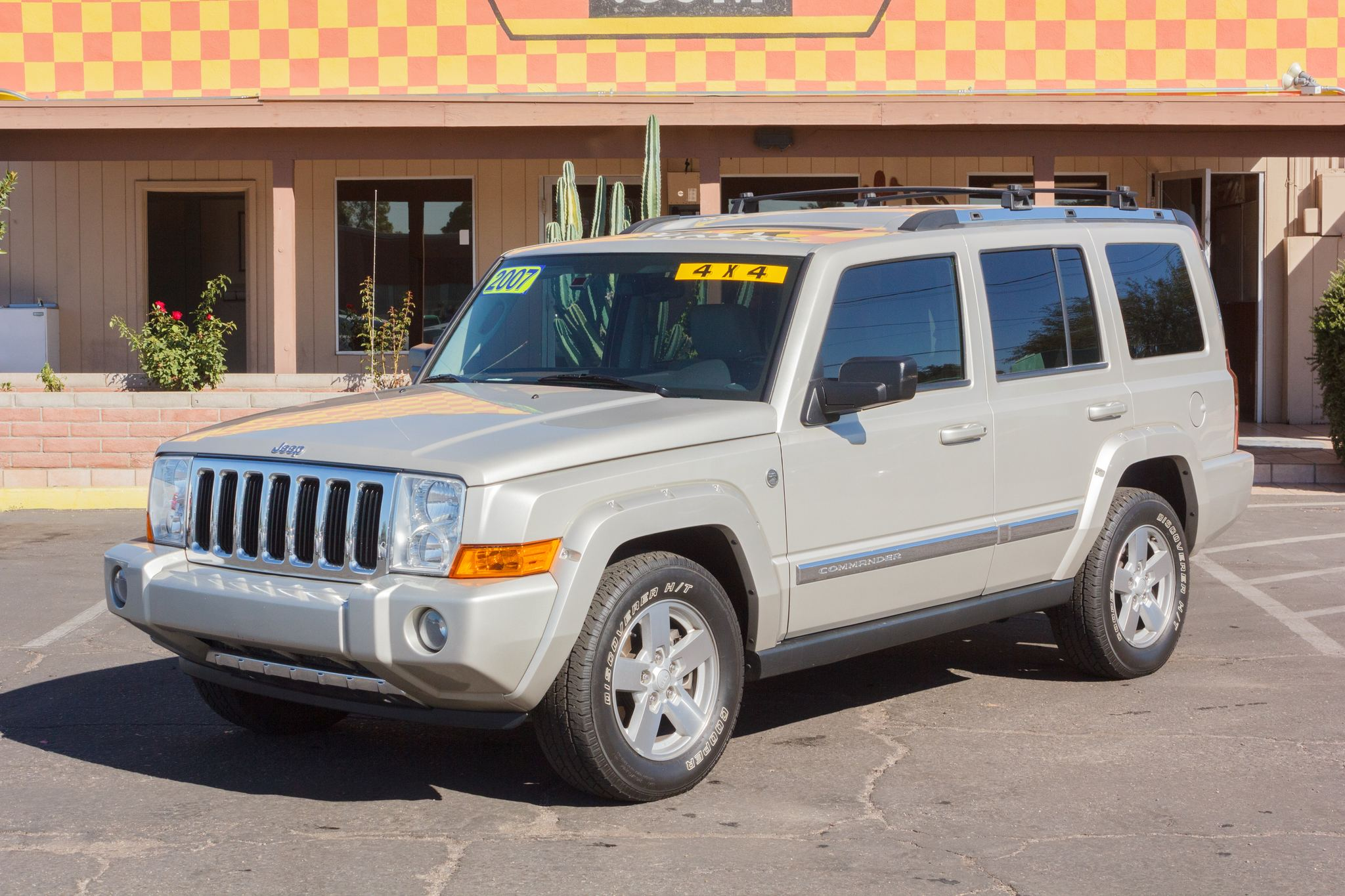 Photo of 2007 Jeep Commander 4WD 4d Wagon Limited