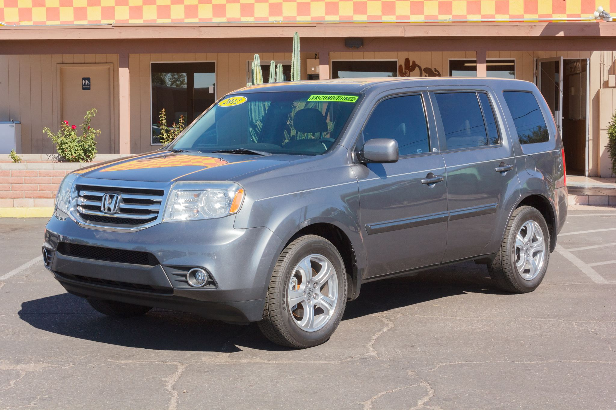 Photo of 2012 Honda Pilot FWD 4d Wagon EX