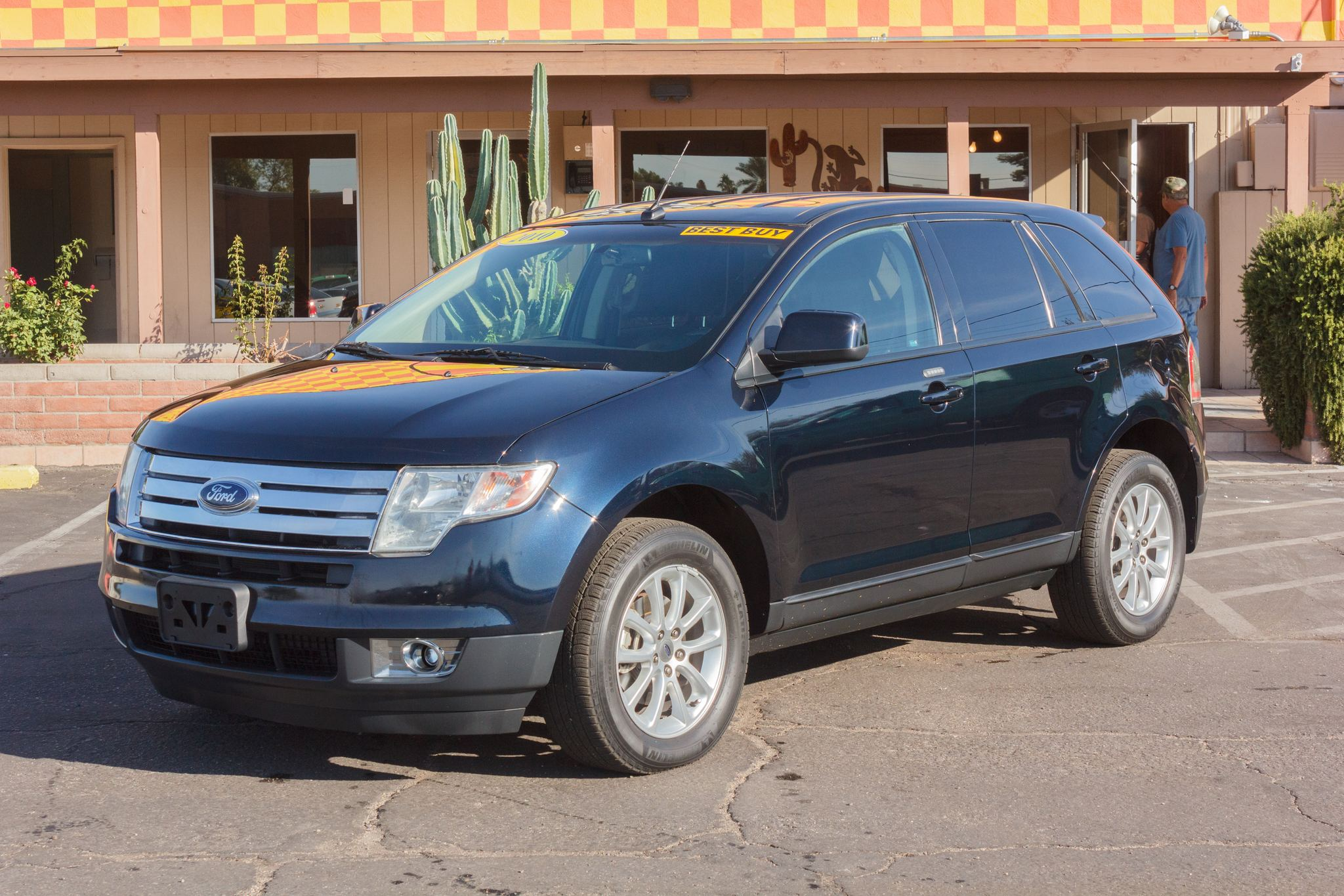 Photo of 2010 Ford Edge AWD 4d Wagon SEL