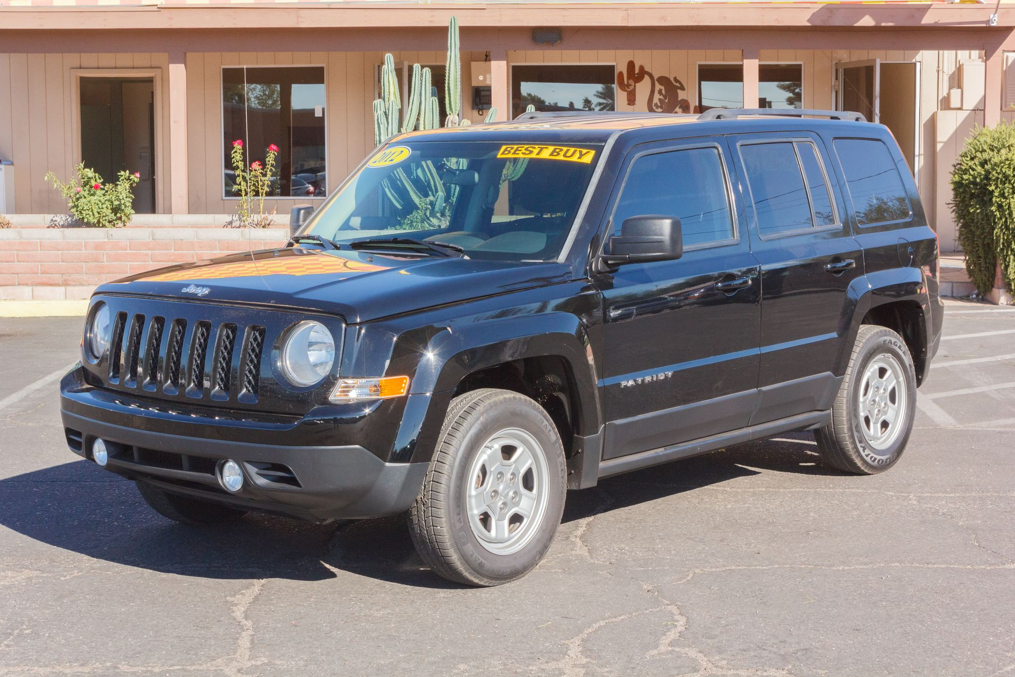 Photo of 2012 Jeep Patriot 4WD 4d Wagon Sport