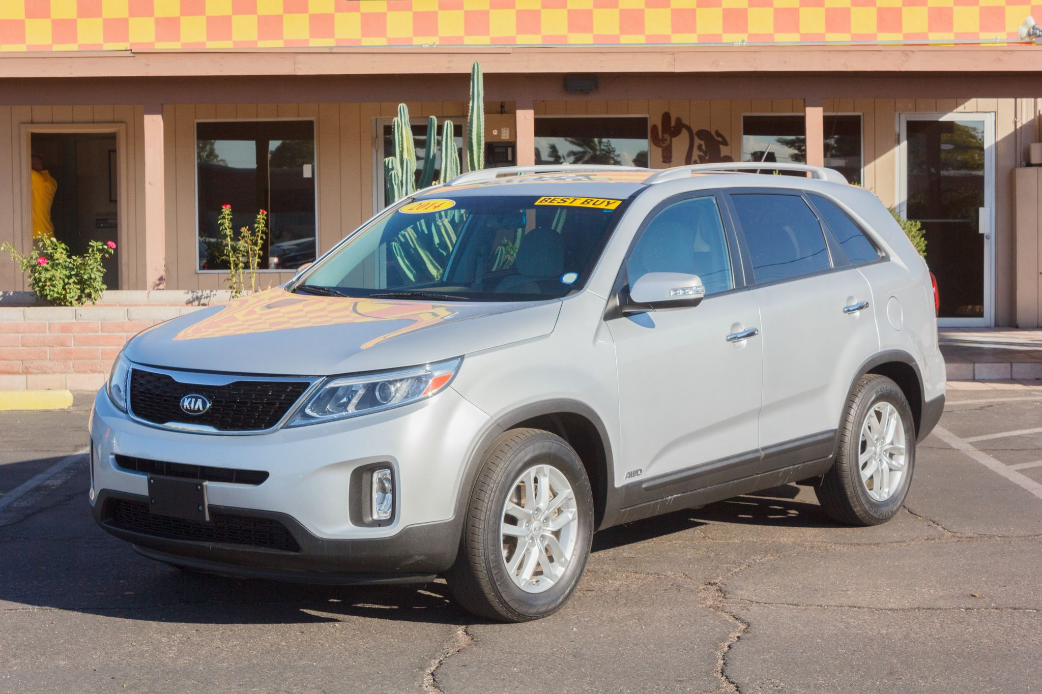 Photo of 2014 Kia Sorento 4d Wagon AWD LX