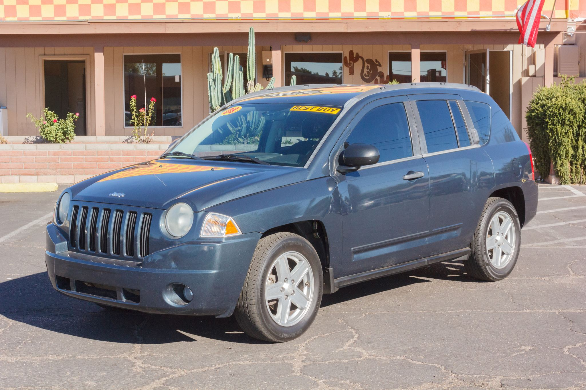 Photo of 2008 Jeep Compass 4WD 4d Wagon
