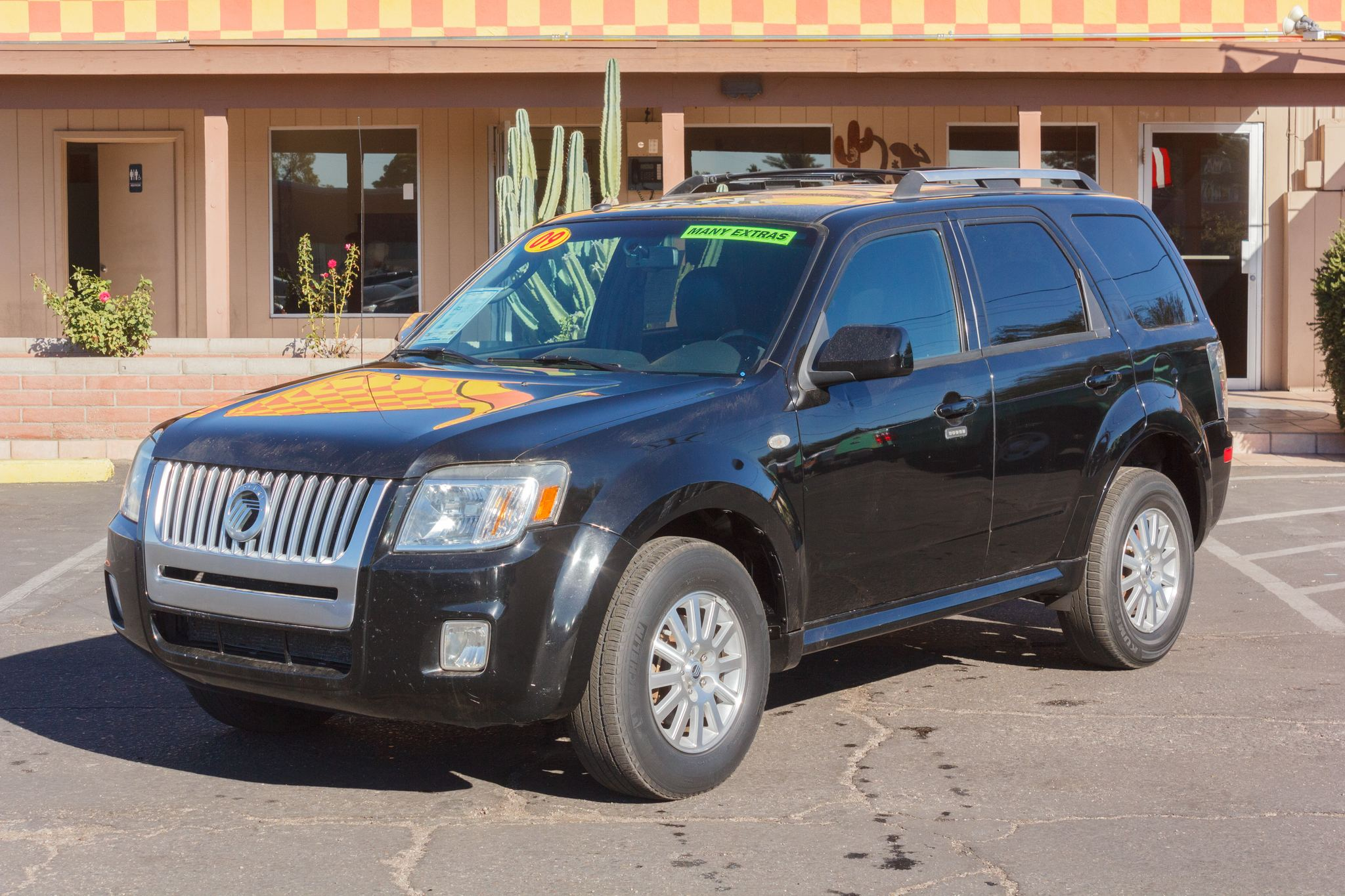 Photo of 2009 Mercury Mariner 2WD 4d Wagon Premier