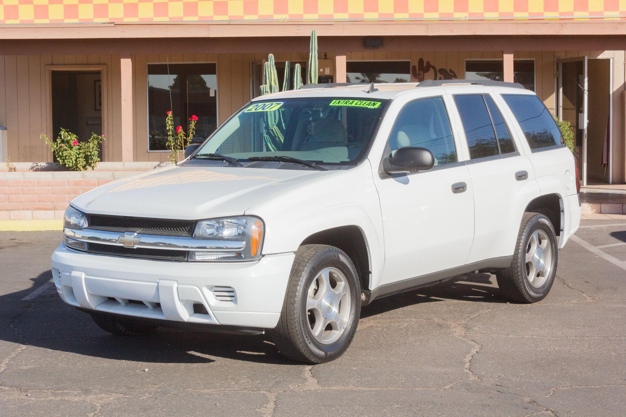 Photo of 2007 Chevrolet Trailblazer 2WD 4d Wagon LS