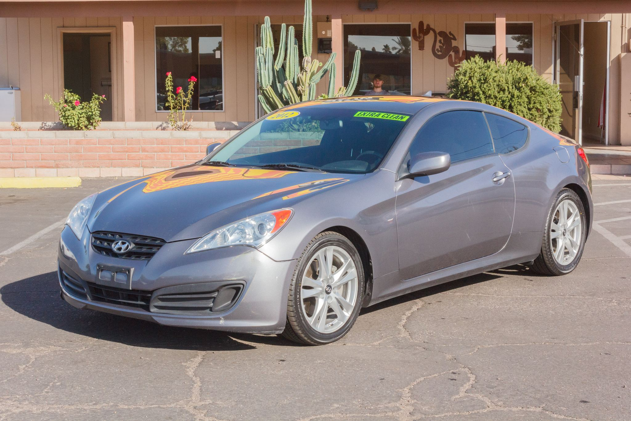 Photo of 2012 Hyundai Genesis Coupe 2d Coupe 2.0T Auto
