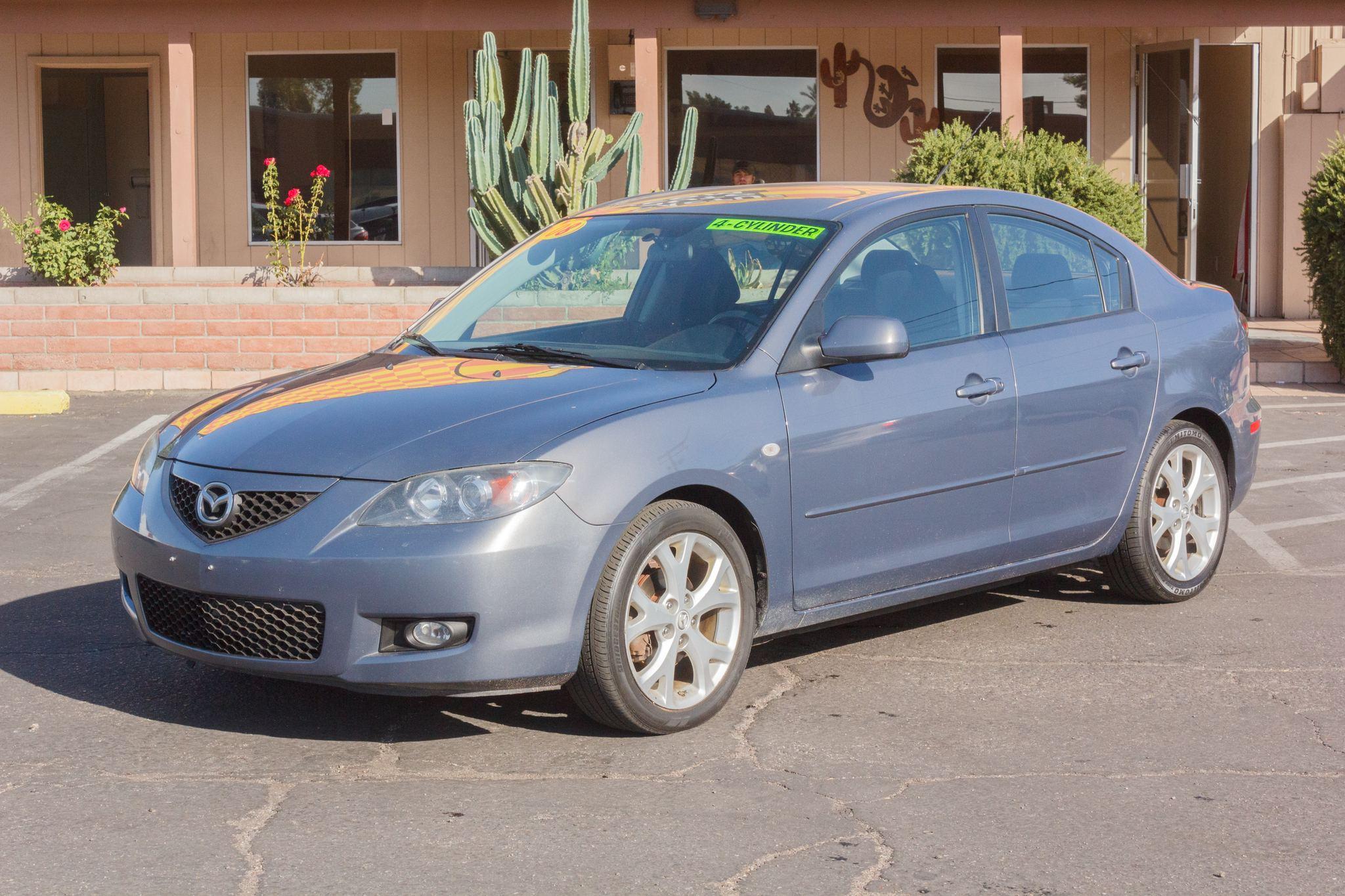 Photo of 2009 Mazda Mazda3 4d Sedan i Sport Auto