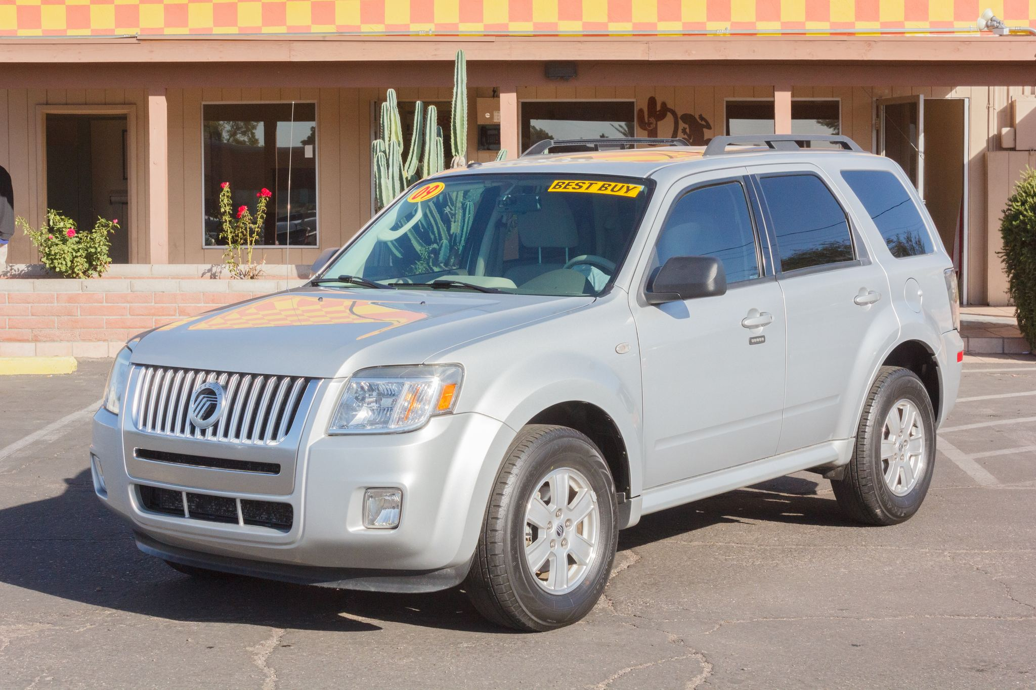 Photo of 2009 Mercury Mariner 2WD 4d Wagon (V6)