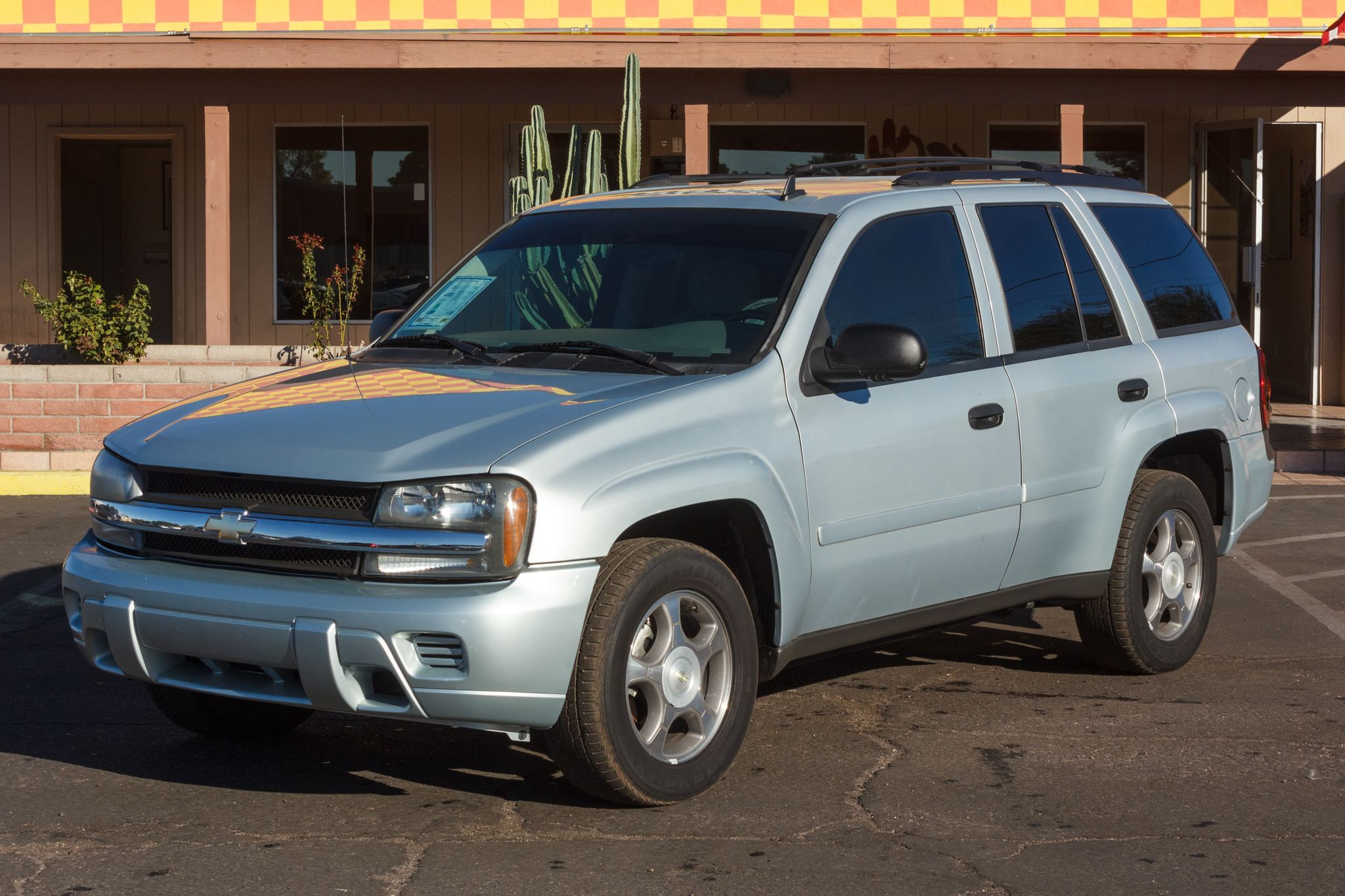 Photo of 2007 Chevrolet Trailblazer 2WD 4d Wagon LS