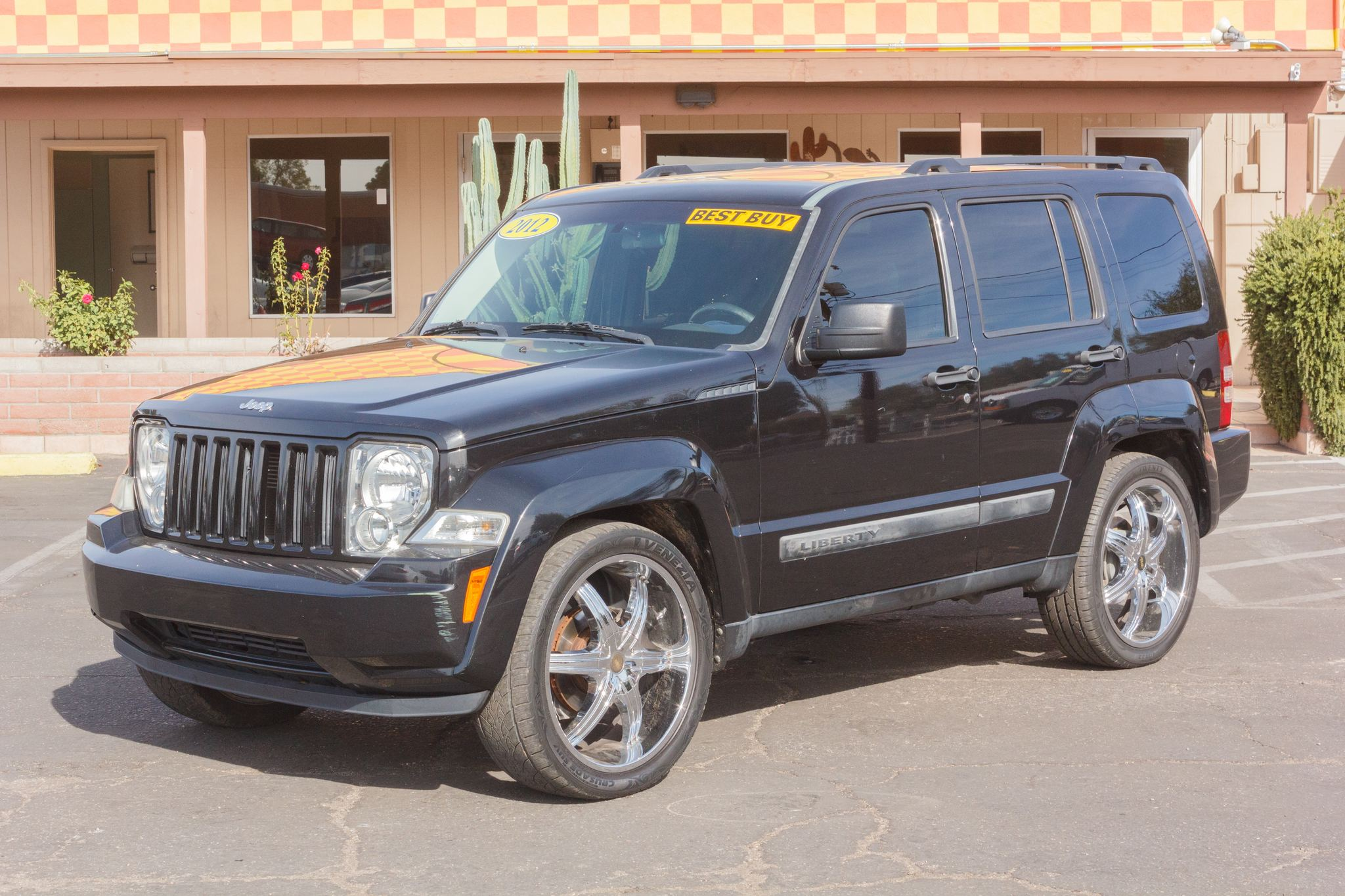 Photo of 2012 Jeep Liberty 2WD 4d Wagon Sport