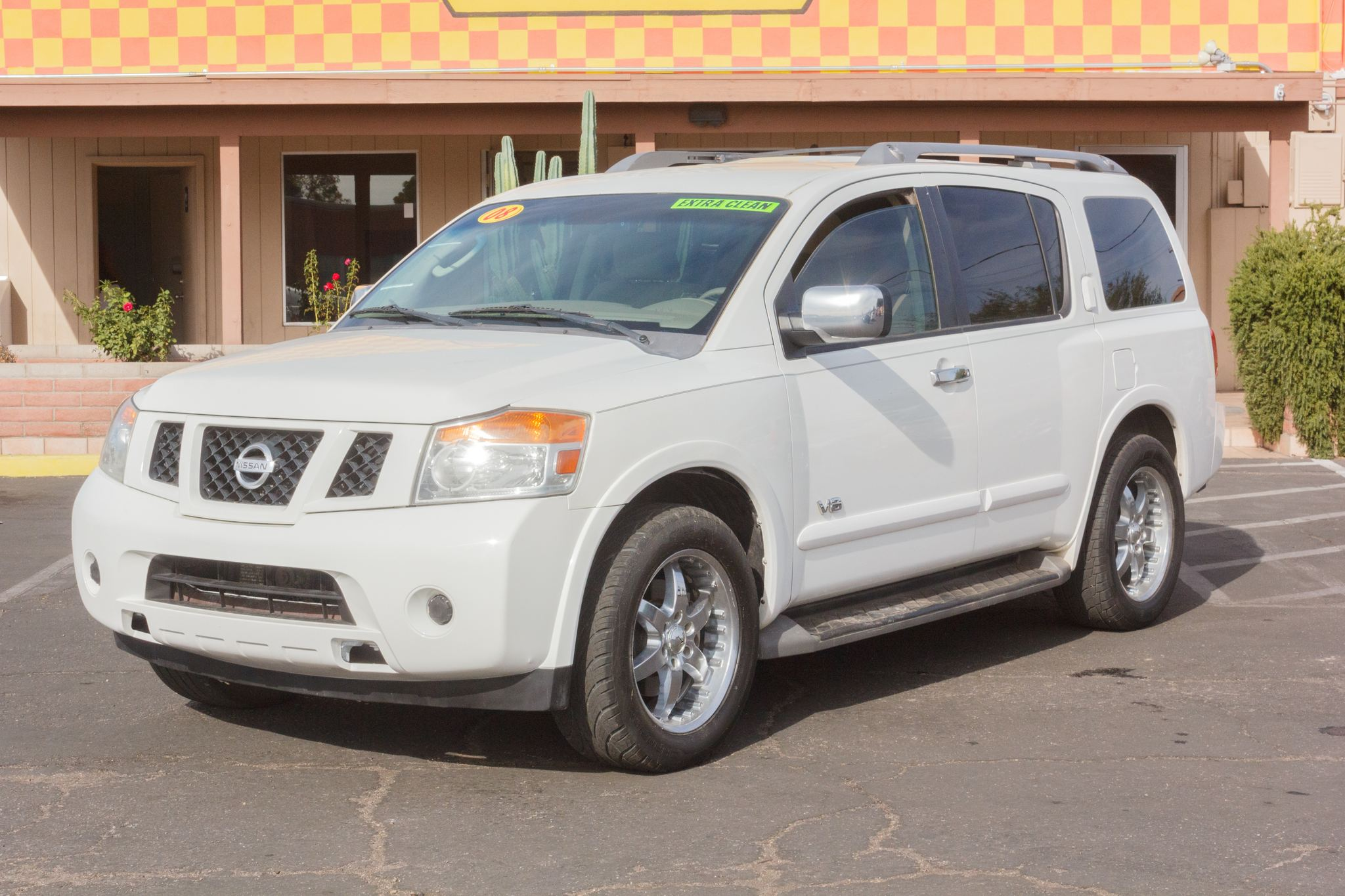 Photo of 2008 Nissan Armada 2WD 4d Wagon SE