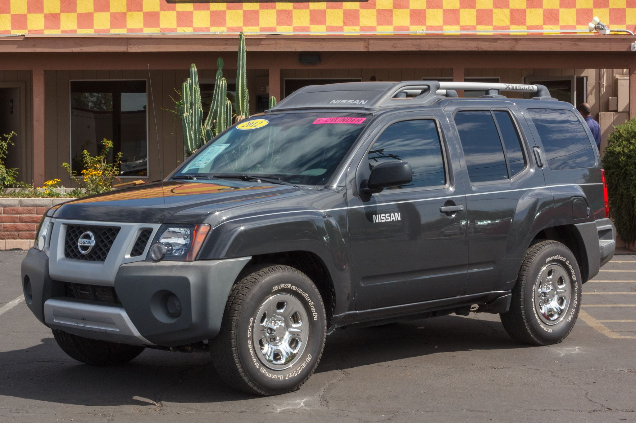 Photo of 2012 Nissan Xterra 4d SUV RWD S