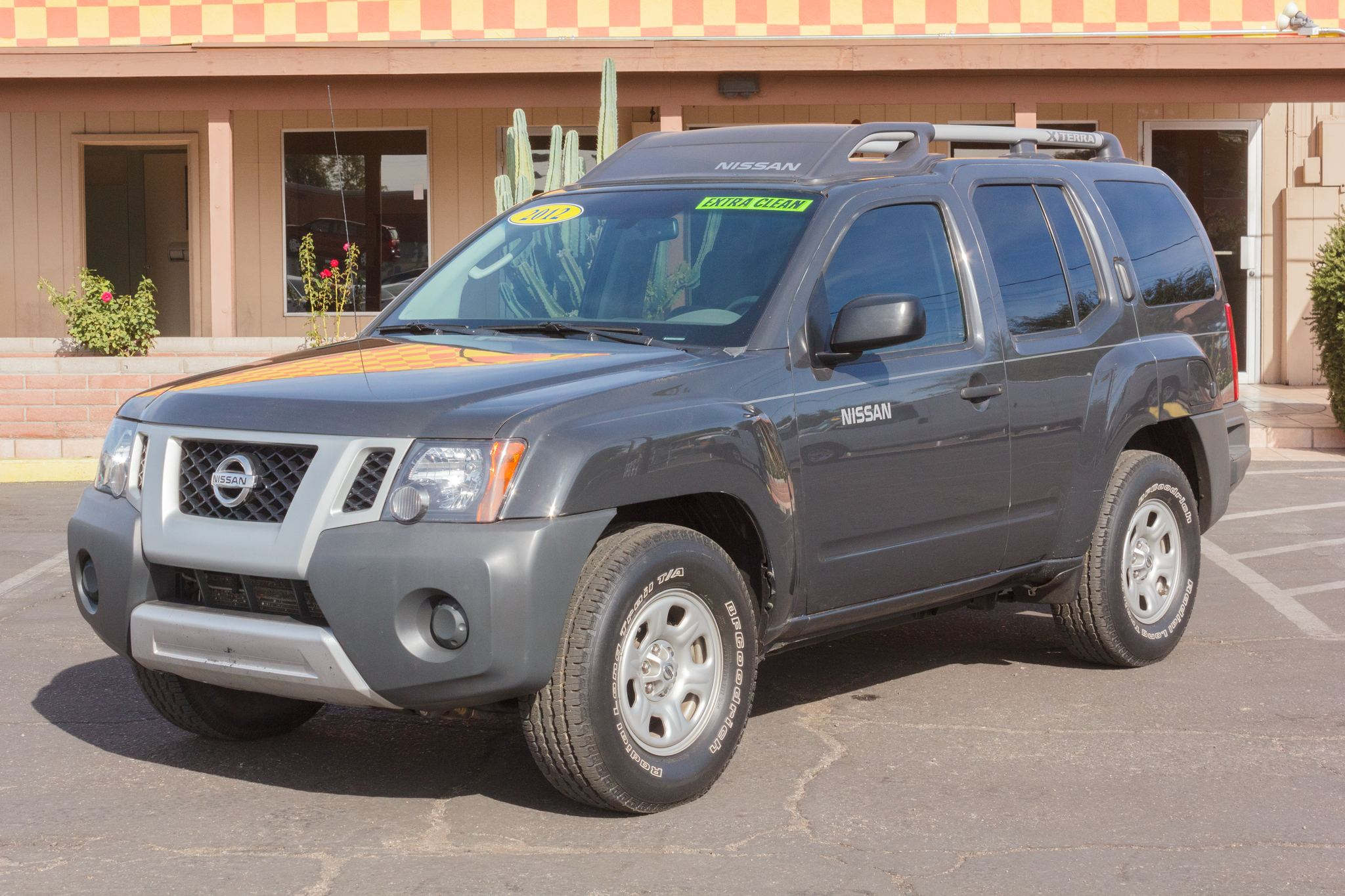 Photo of 2012 Nissan Xterra 2WD 4d Wagon S
