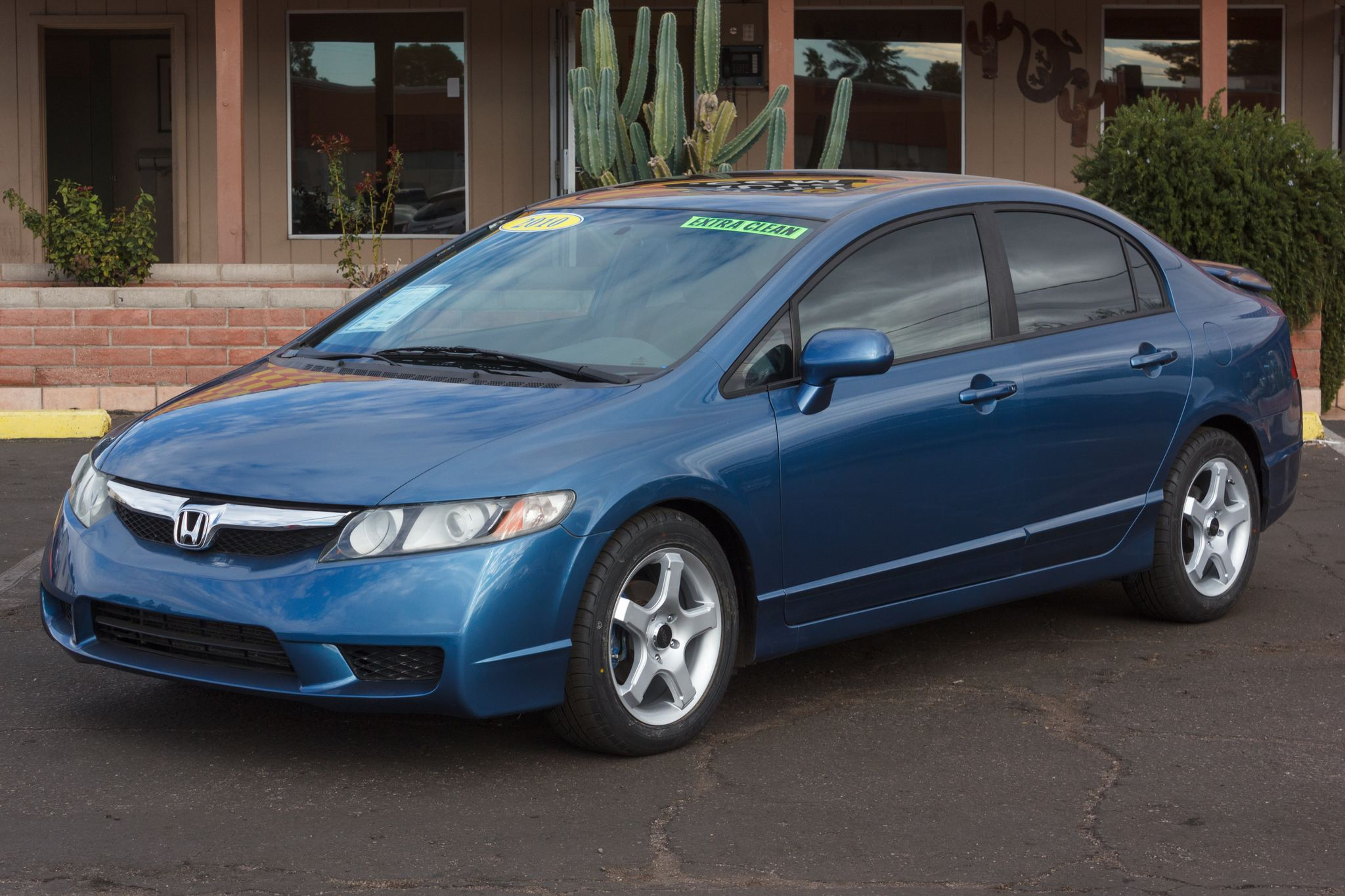 Photo of 2010 Honda Civic Sedan 4d Sedan EX Auto