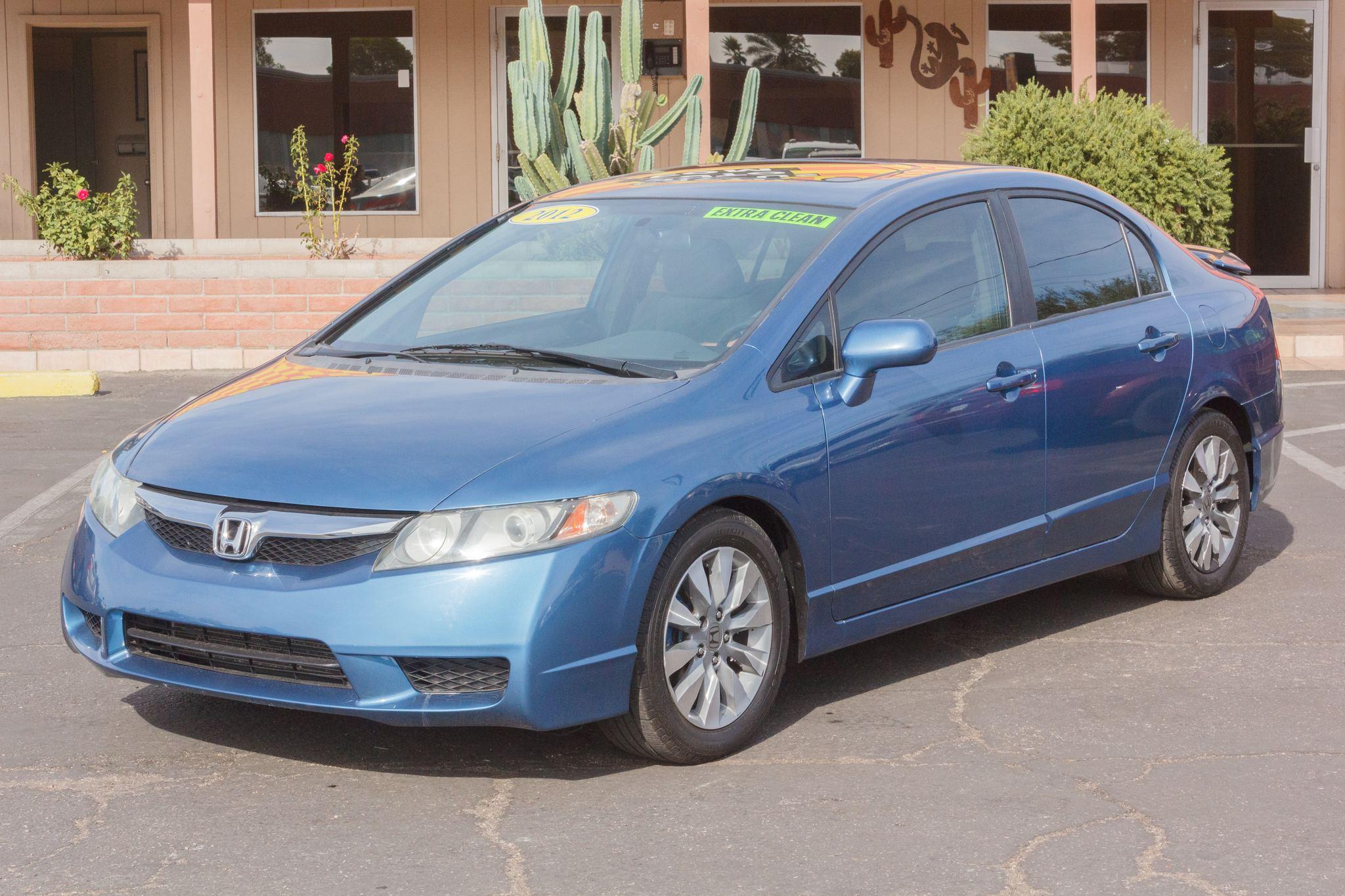 Photo of 2010 Honda Civic Sedan 4d Sedan EX Auto