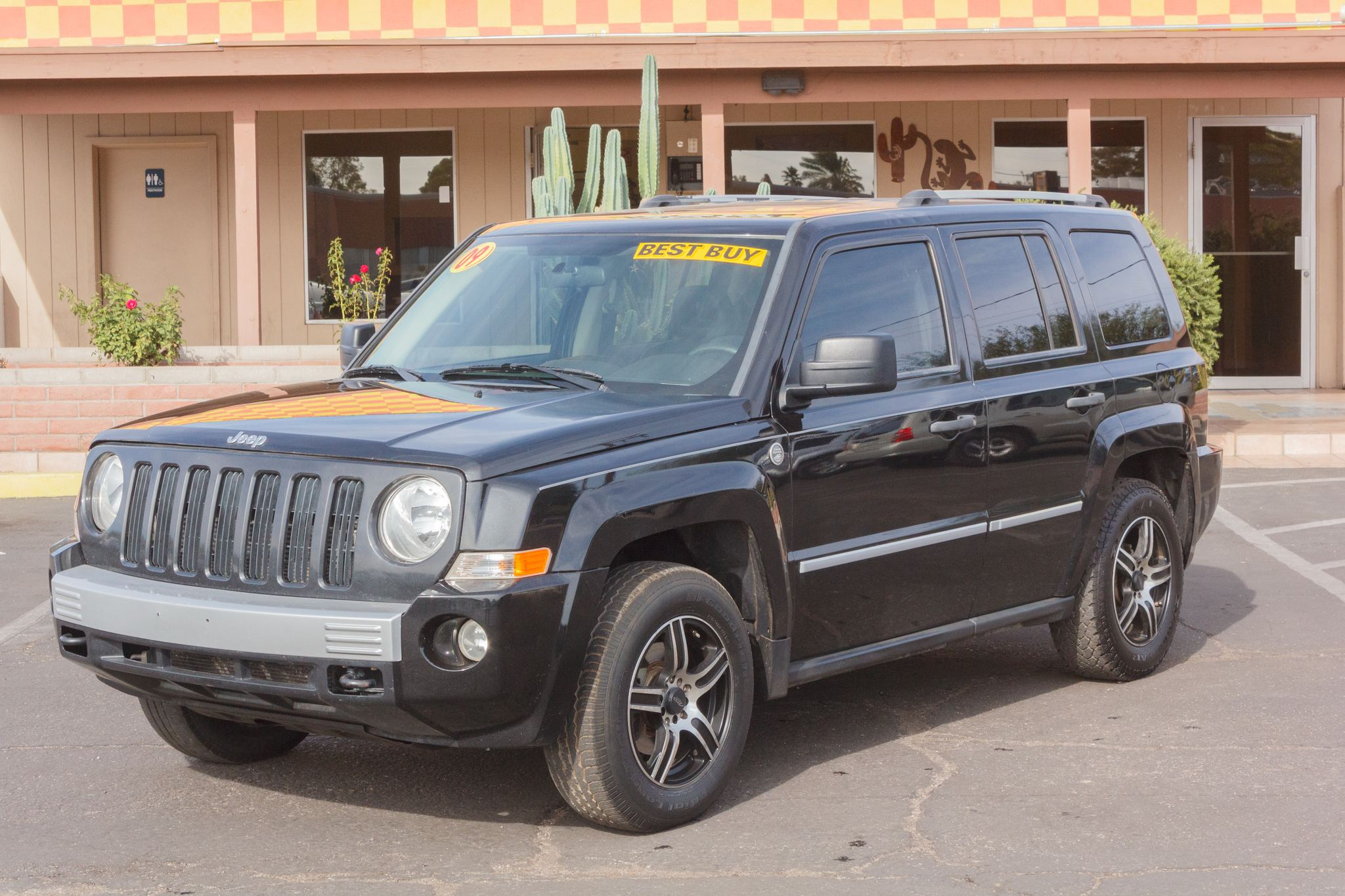 Photo of 2009 Jeep Patriot 4WD 4d Wagon Limited