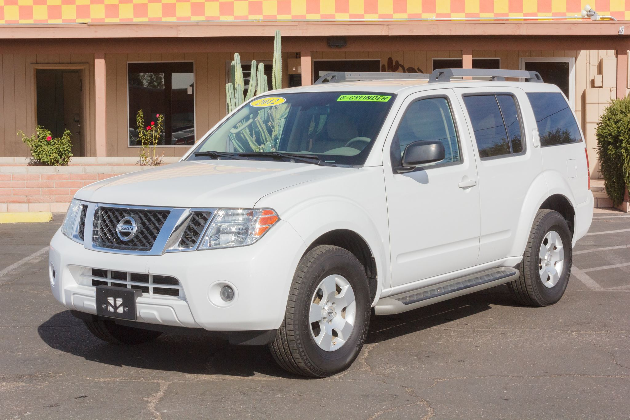 Photo of 2012 Nissan Pathfinder 2WD 4d Wagon S