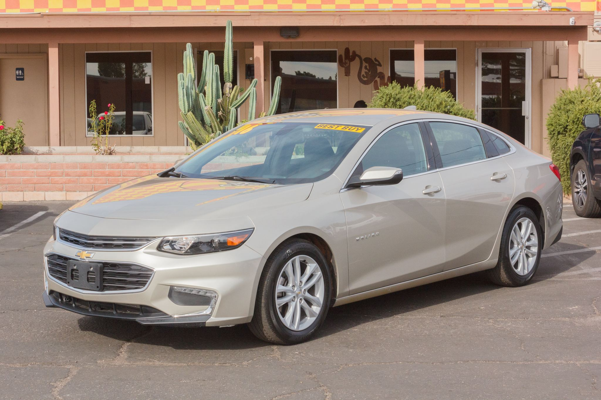 Photo of 2016 Chevrolet Malibu 4d Sedan LT w/1LT