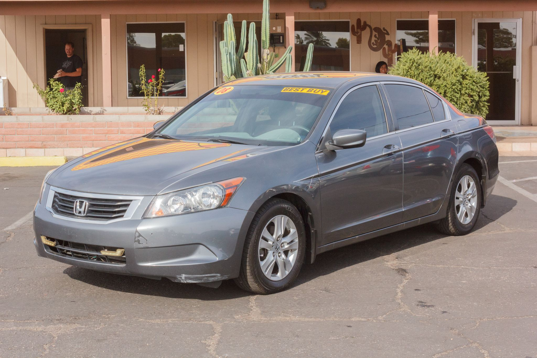 Photo of 2008 Honda Accord Sedan 4d Sedan LX-P Auto