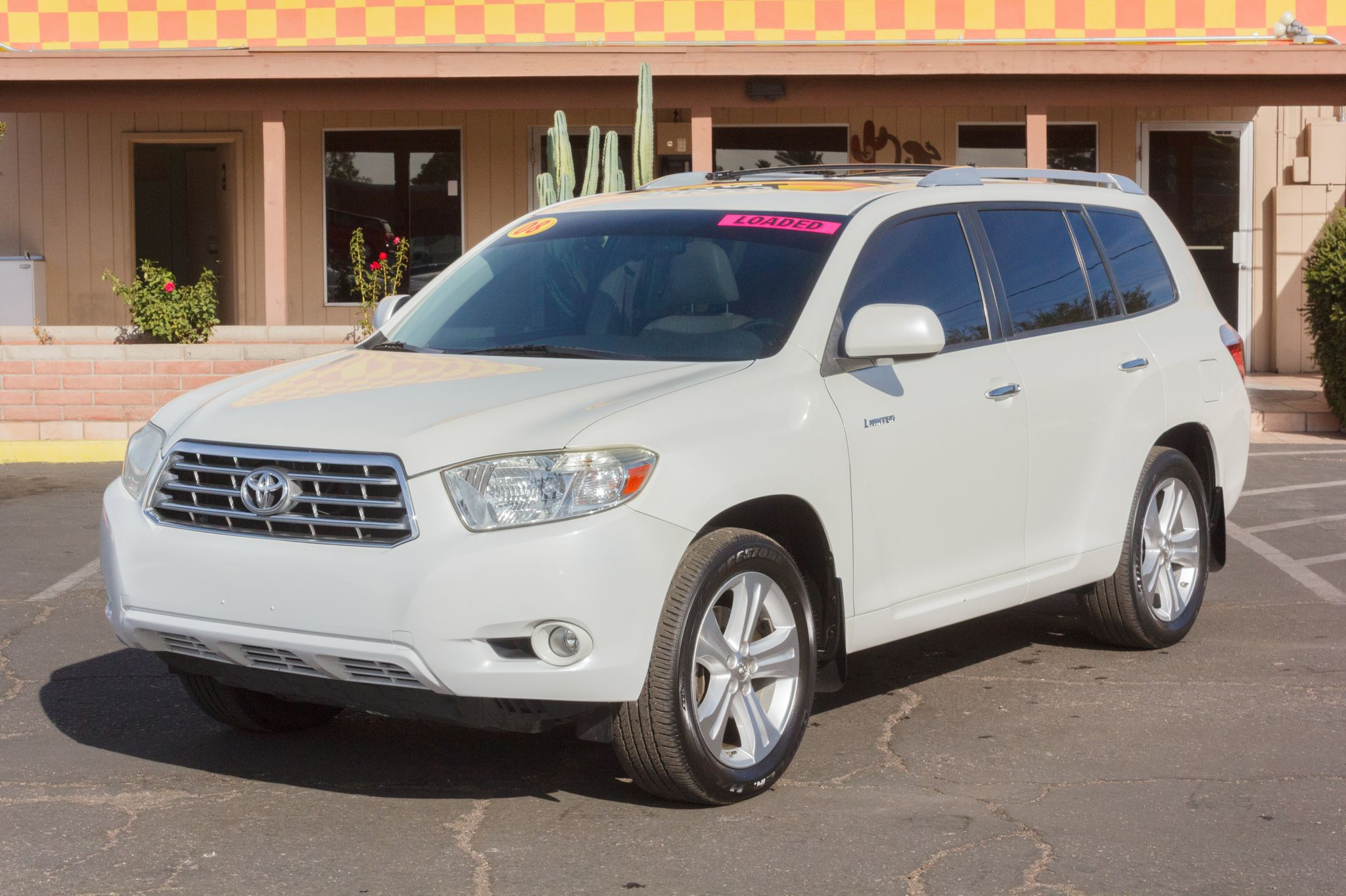 Photo of 2008 Toyota Highlander FWD 4d Wagon Limited